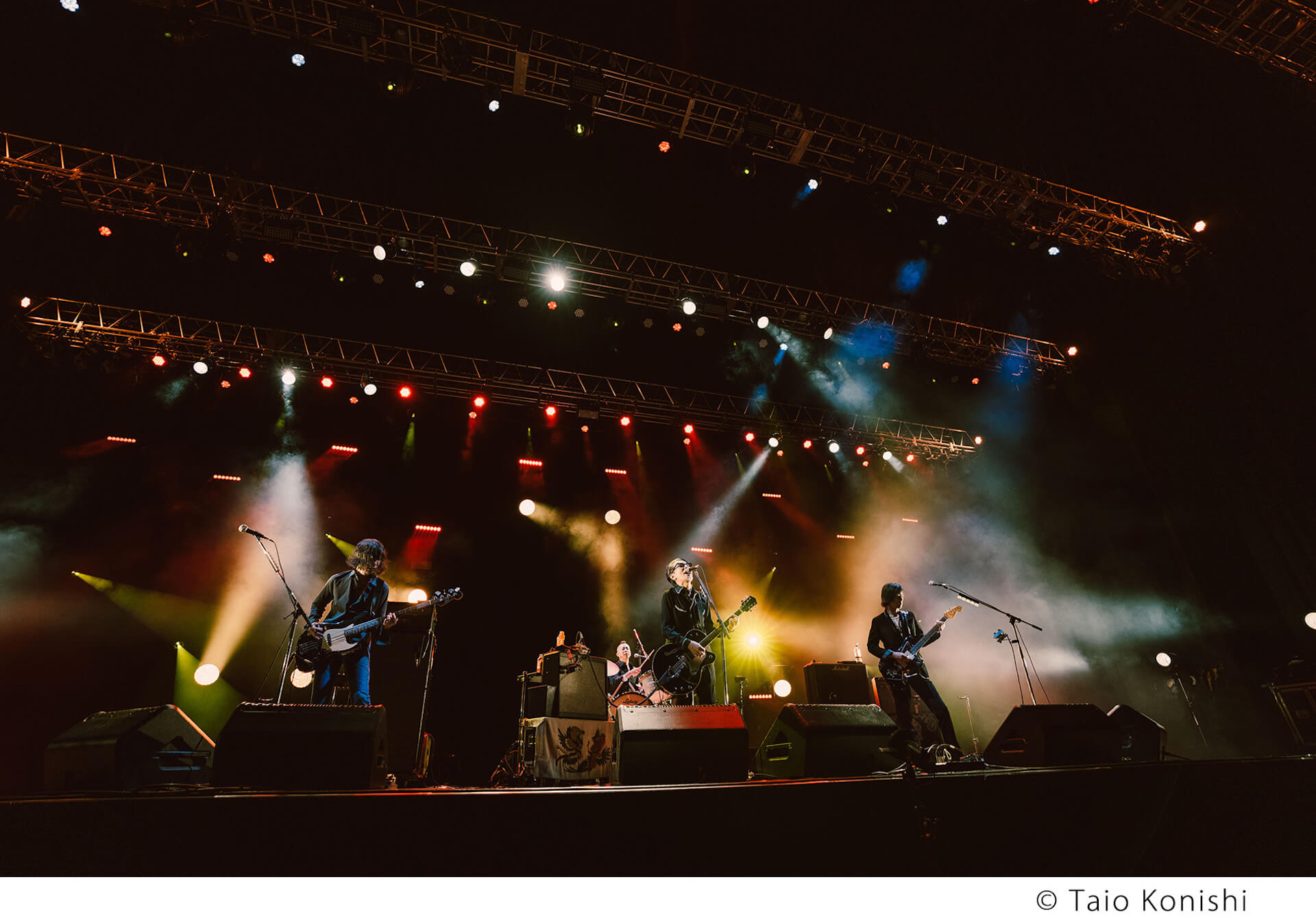 折坂悠太、カネコアヤノ、PUNPEEらが熱演!<KEEP ON FUJI ROCKIN' II >のオフィシャルレポートが公開 music210107_fujirock-03