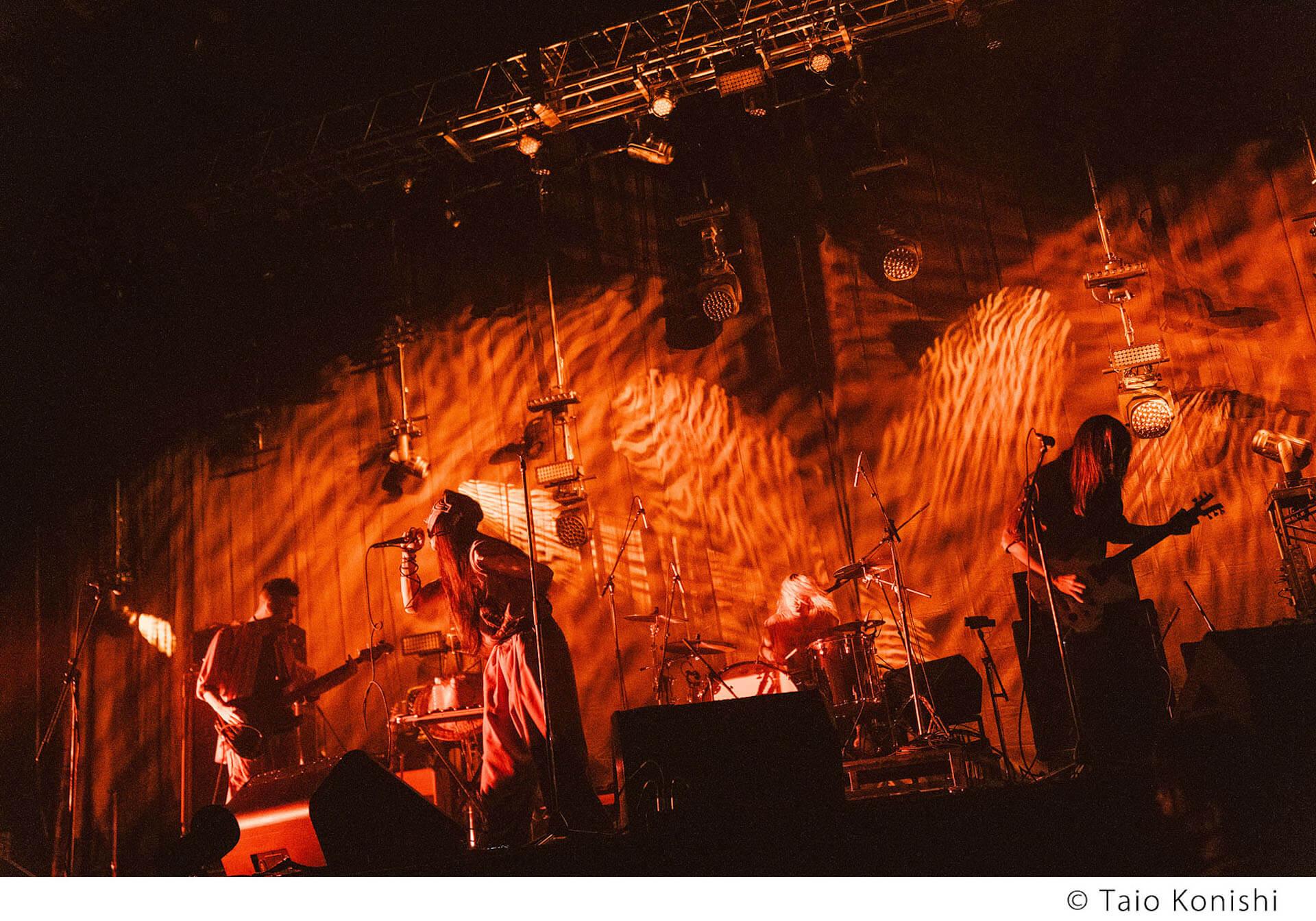 折坂悠太、カネコアヤノ、PUNPEEらが熱演!<KEEP ON FUJI ROCKIN' II >のオフィシャルレポートが公開 music210107_fujirock-010