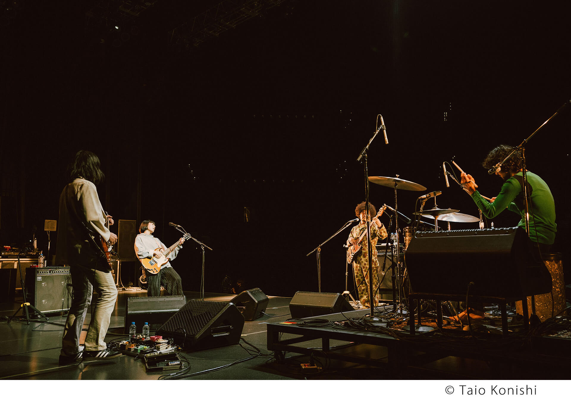 折坂悠太、カネコアヤノ、PUNPEEらが熱演!<KEEP ON FUJI ROCKIN' II >のオフィシャルレポートが公開 music210107_fujirock-013