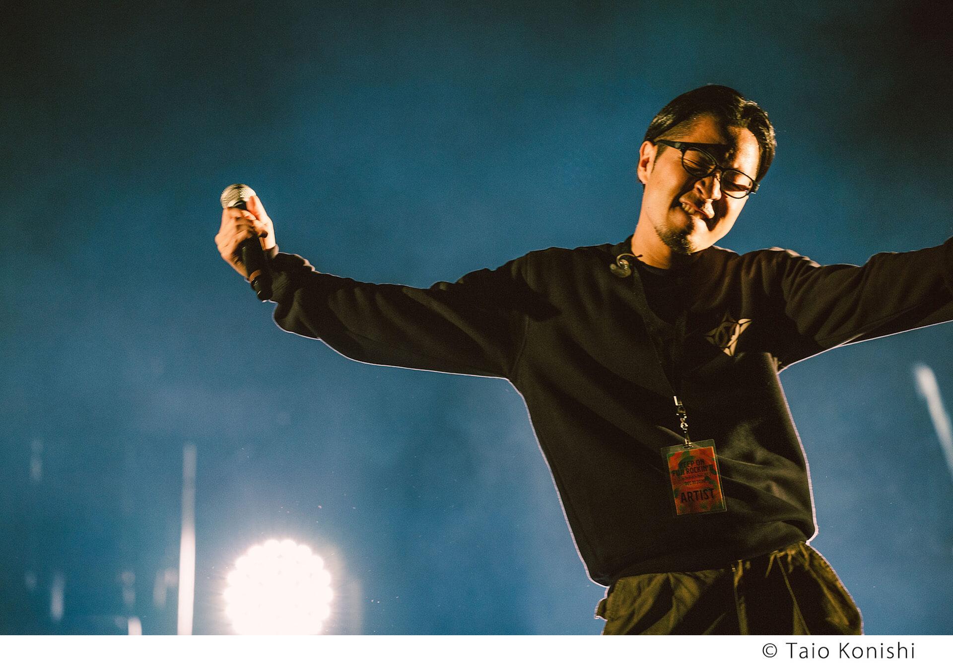 折坂悠太、カネコアヤノ、PUNPEEらが熱演!<KEEP ON FUJI ROCKIN' II >のオフィシャルレポートが公開 music210107_fujirock-016
