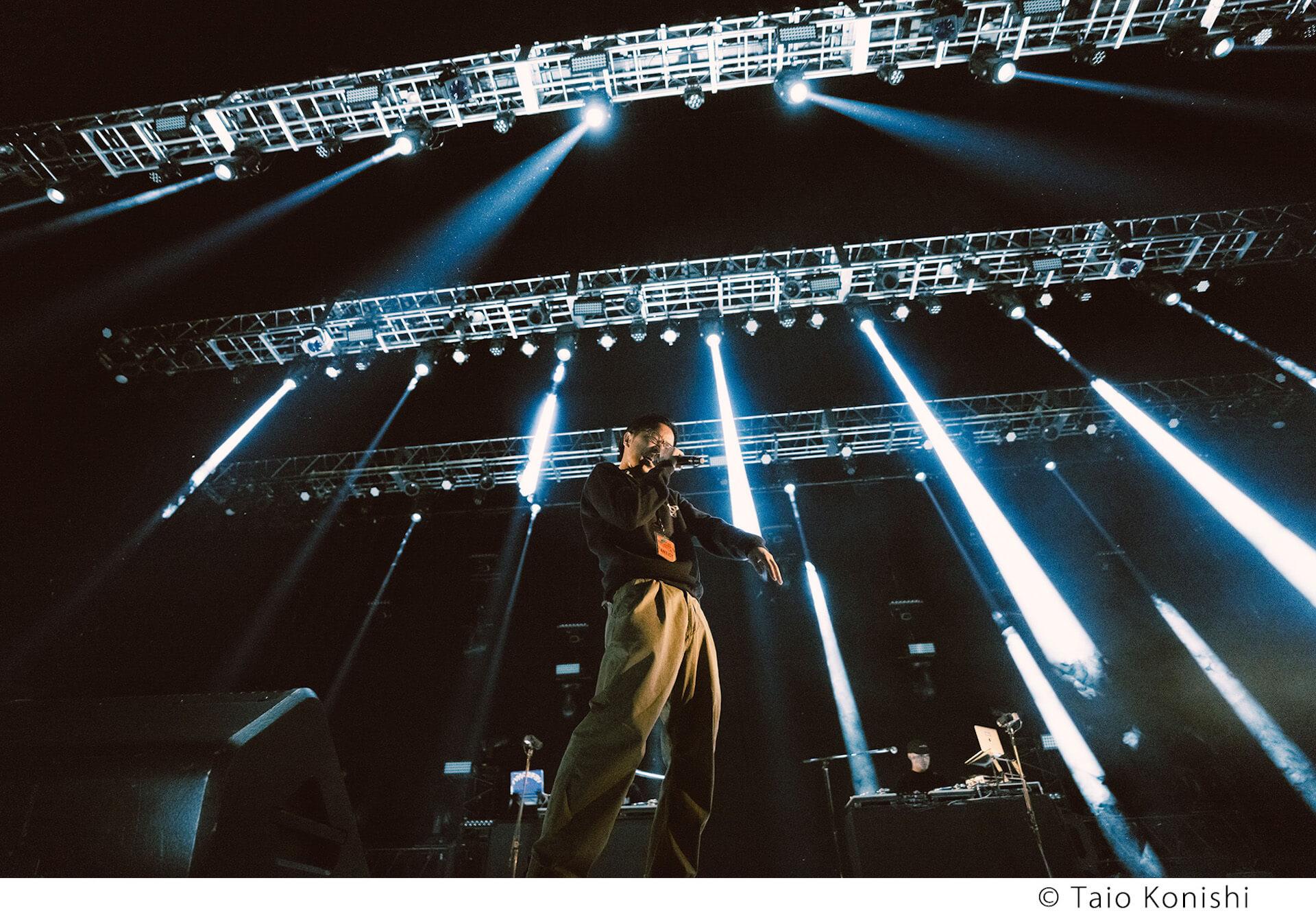 折坂悠太、カネコアヤノ、PUNPEEらが熱演!<KEEP ON FUJI ROCKIN' II >のオフィシャルレポートが公開 music210107_fujirock-017