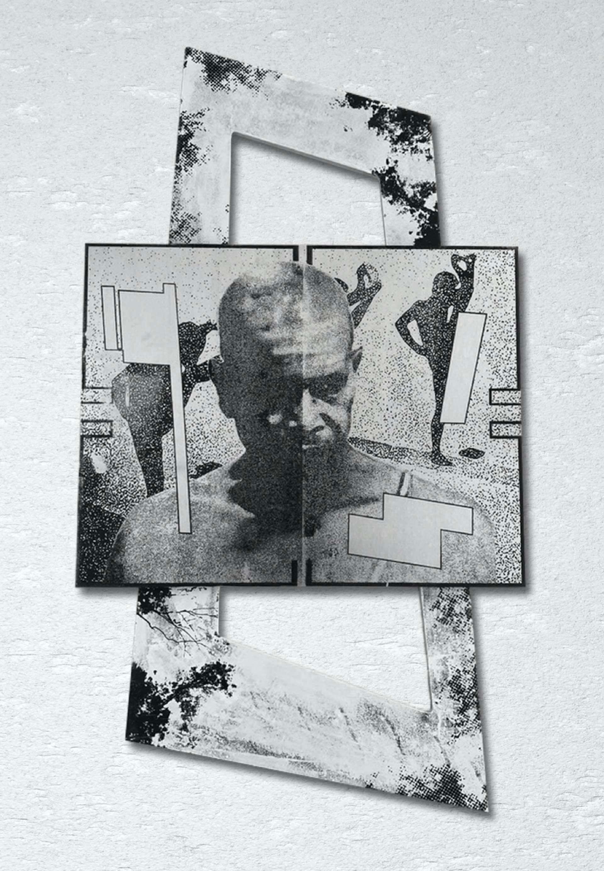 コラージュアーティスト・Yabiku Henrique Yudiの個展<MOTION>がDIESEL ART GALLERYで開催決定!30点以上の新作を展示 art210208_yabiku-henrique-yudi_6-1920x2768