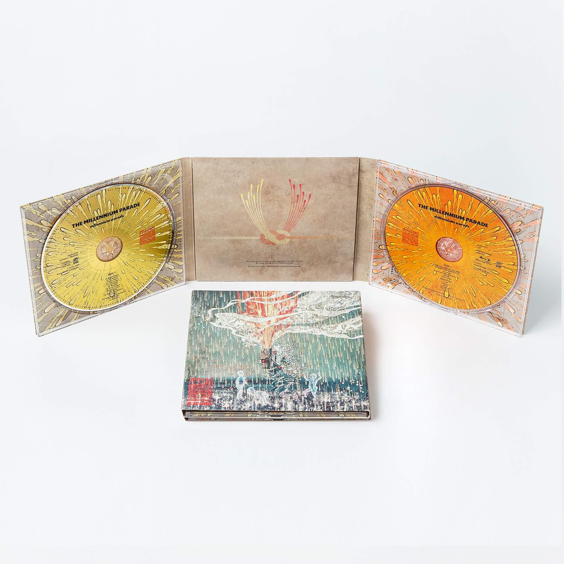 millennium paradeのデビューアルバム『THE MILLENNIUM PARADE』がついにリリース!毎日コメント投稿企画に常田大希登場「今までの集大成であり、デビューアルバム」 music210210_millenniumparade_7