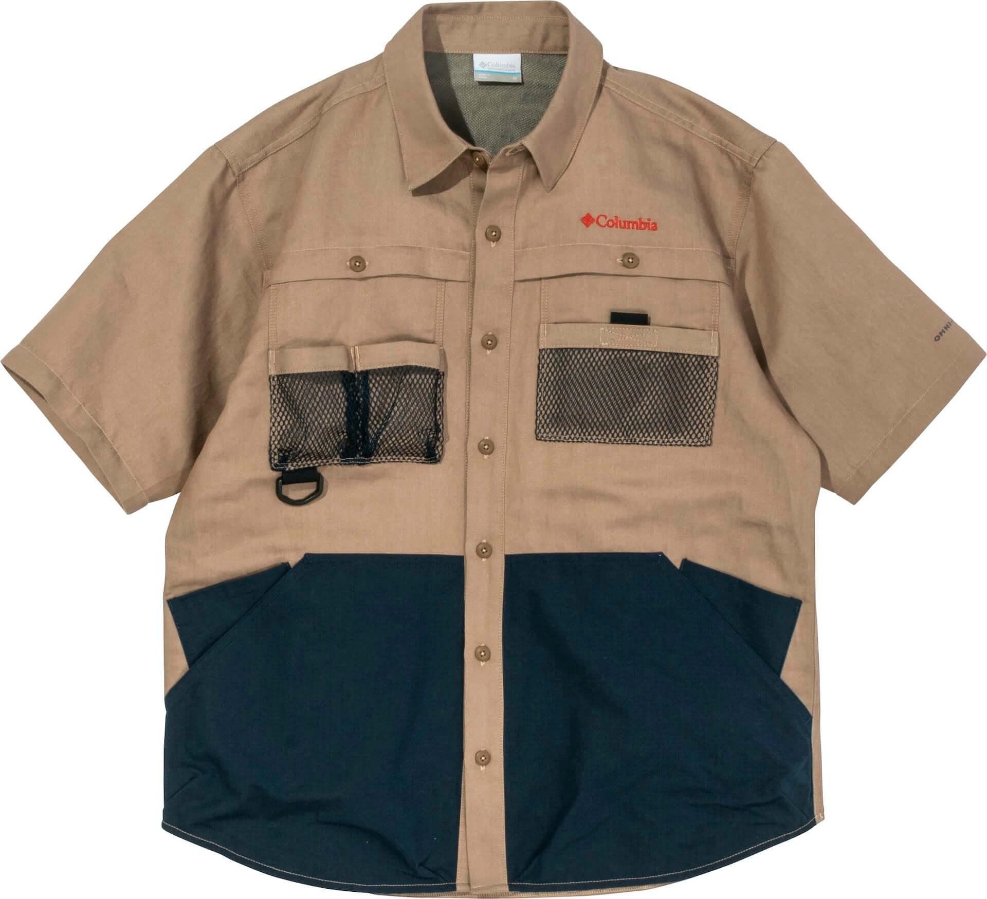 コロンビアとたけだバーベキューがコラボ!キャンプに最適な多機能シャツ、パンツ、シューズが発売決定 lf210210_coleman-takedabbq_8-1920x1750