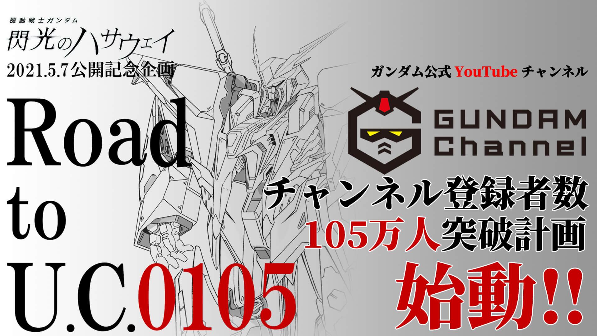 今度は『機動戦士ガンダム0080』が無料プレミア公開決定!ガンダム公式YouTubeチャンネル登録者80万人突破 art210212_gundam0080_5