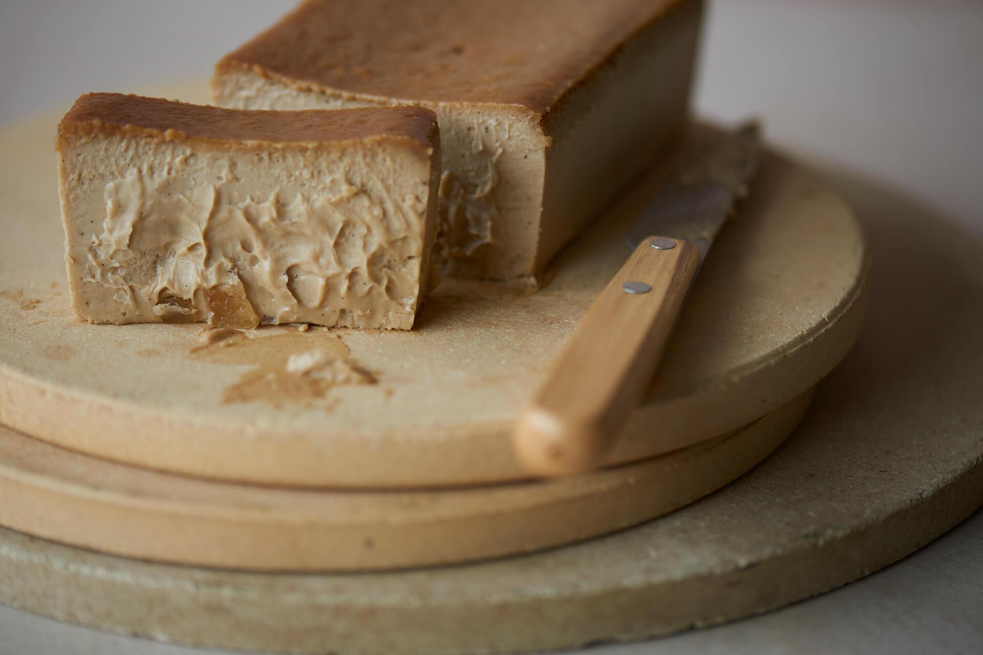 即完売で話題のMr. CHEESECAKEからバレンタイン限定チーズケーキが発売決定!フランス菓子「ノワゼットシトロン」風味 gourmet21113_mrcheesecake_valentine_2