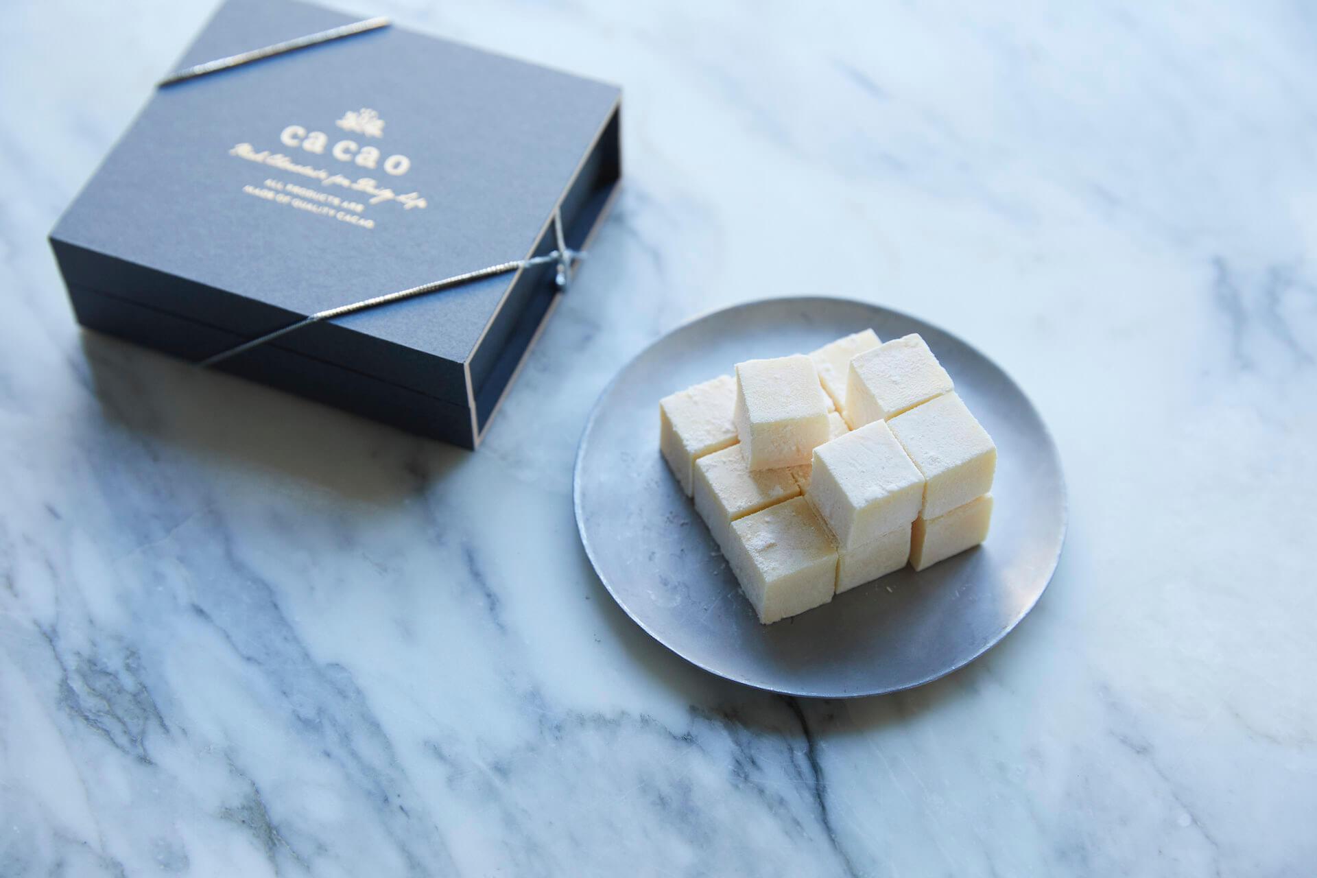 MAISON CACAOの『アロマ生チョコレート〈ジン〉』がDEAN & DELUCAより登場!バレンタインにもぴったりなジン風味のホワイトチョコに ad98076acaf71a030c1c6b7666e4dbd1