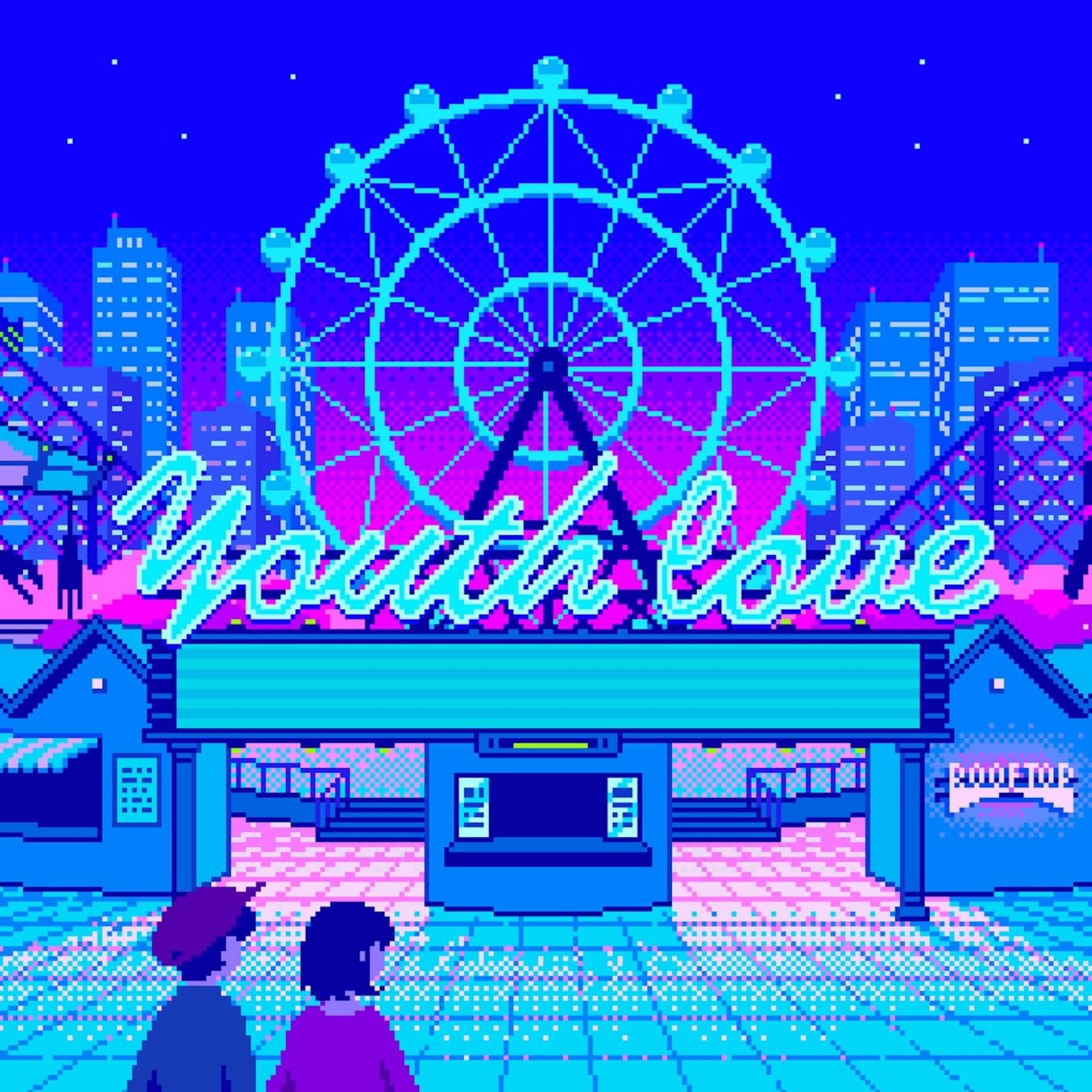 """クボタカイの連続配信第3弾作品""""Youth love""""がMVと共にリリース決定!「九大情報解禁」もスタート music210215_kubotakai_1-1920x1920"""