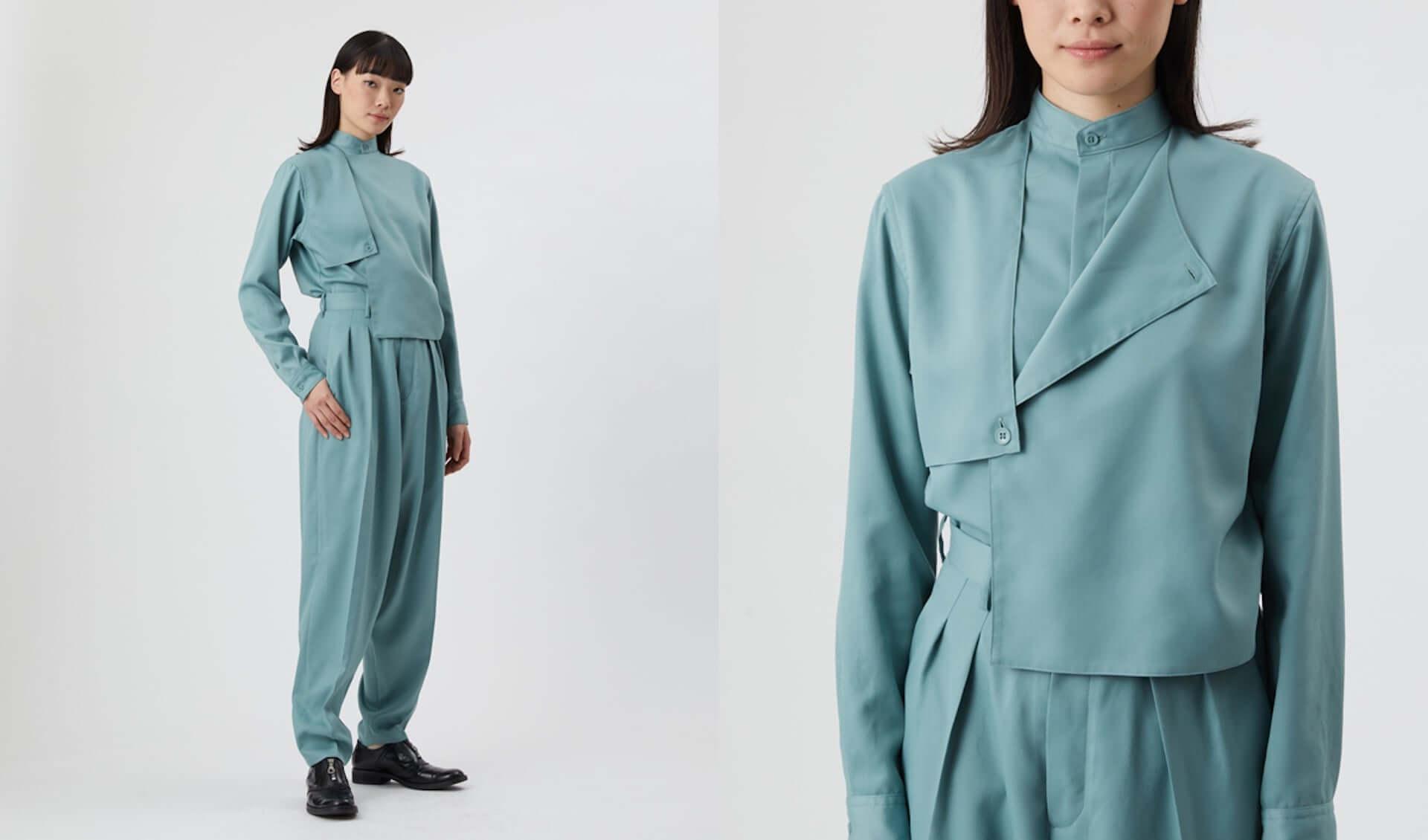 Yohji Yamamoto出身デザイナーを迎えたD-VECの新コレクション第1弾が発売!「GORE-TEX INFINIUM」搭載のブルゾンなど全5型 lf210215_d-vec_3-1920x1130