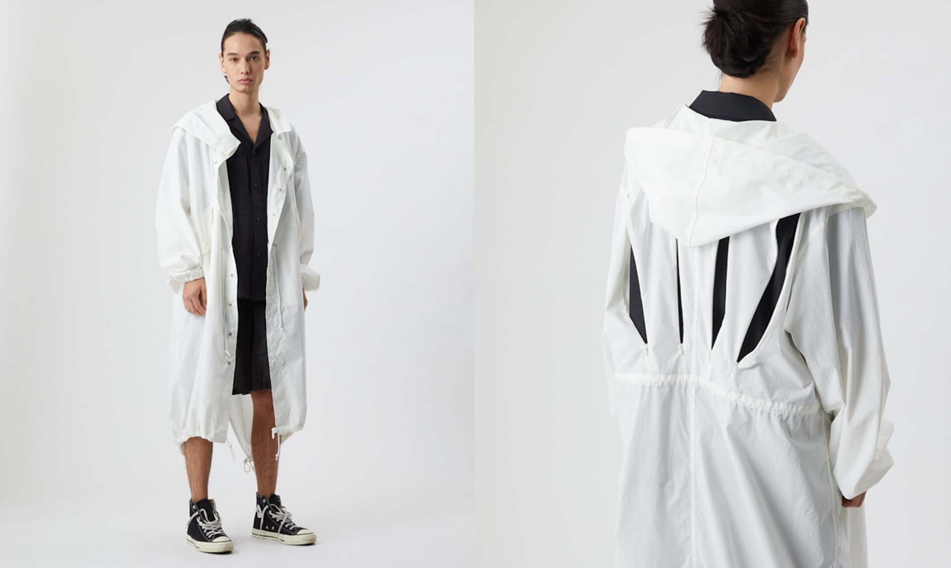 Yohji Yamamoto出身デザイナーを迎えたD-VECの新コレクション第1弾が発売!「GORE-TEX INFINIUM」搭載のブルゾンなど全5型 lf210215_d-vec_4-1920x1147
