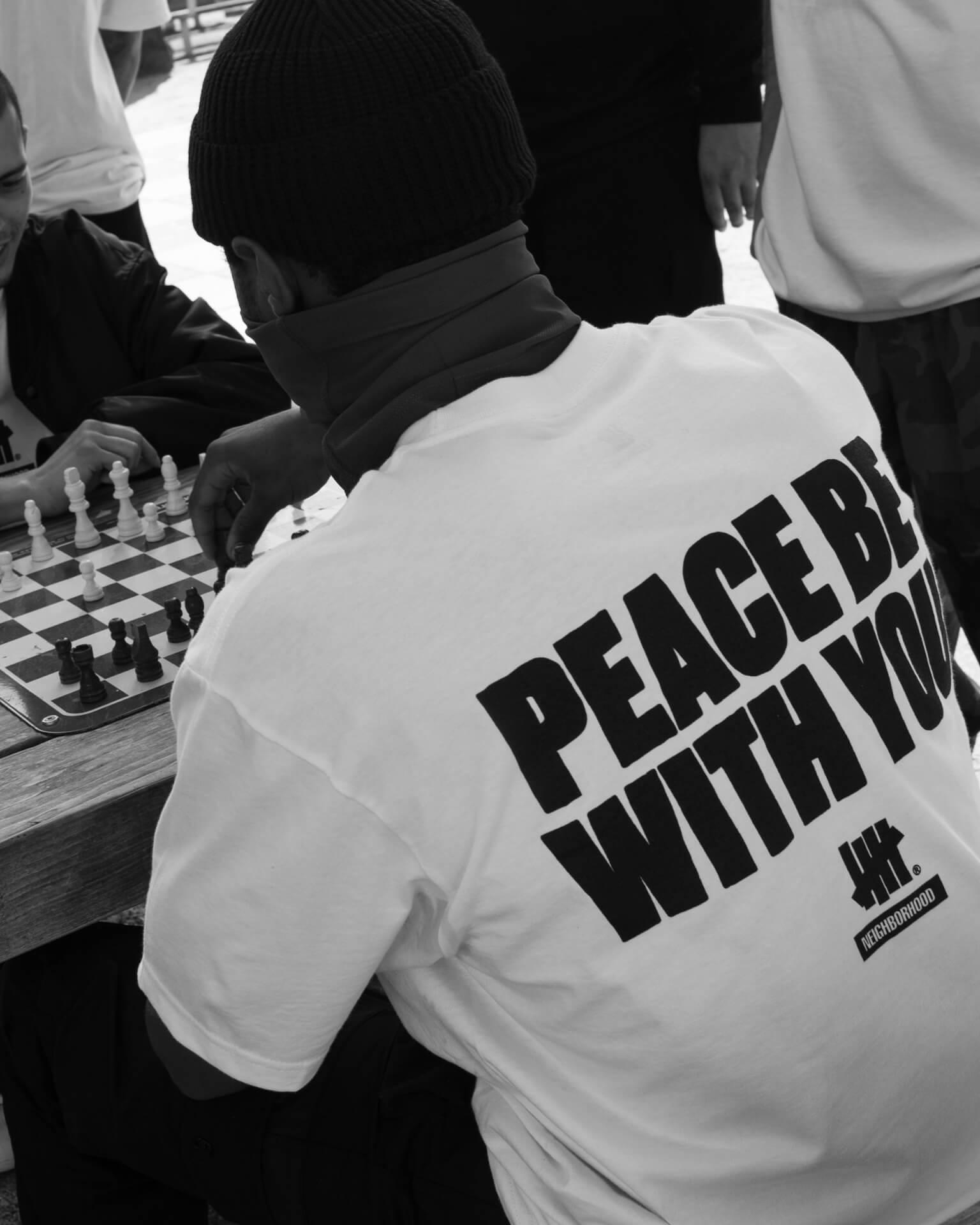 NEIGHBORHOODとUNDEFEATEDのコラボコレクションが今週リリース!社会問題をテーマにしたストリートウェアがラインナップ life210216_neighborhood_undefeted_2