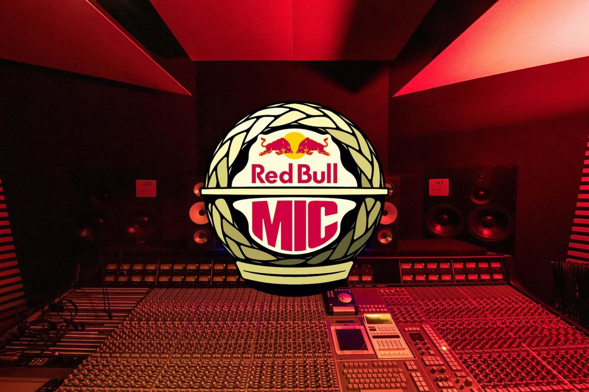 日本のヒップホップ専門YouTubeチャンネル「レッドブルマイク」が開設!『Red Bull RASEN』最新作にはBES & ISSUGI、Gottz & MUDが登場 music210217_redbull_1-1920x1280