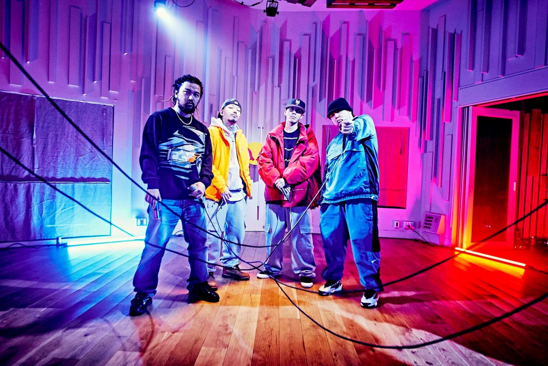 日本のヒップホップ専門YouTubeチャンネル「レッドブルマイク」が開設!『Red Bull RASEN』最新作にはBES & ISSUGI、Gottz & MUDが登場 music210217_redbull_2-1920x1281