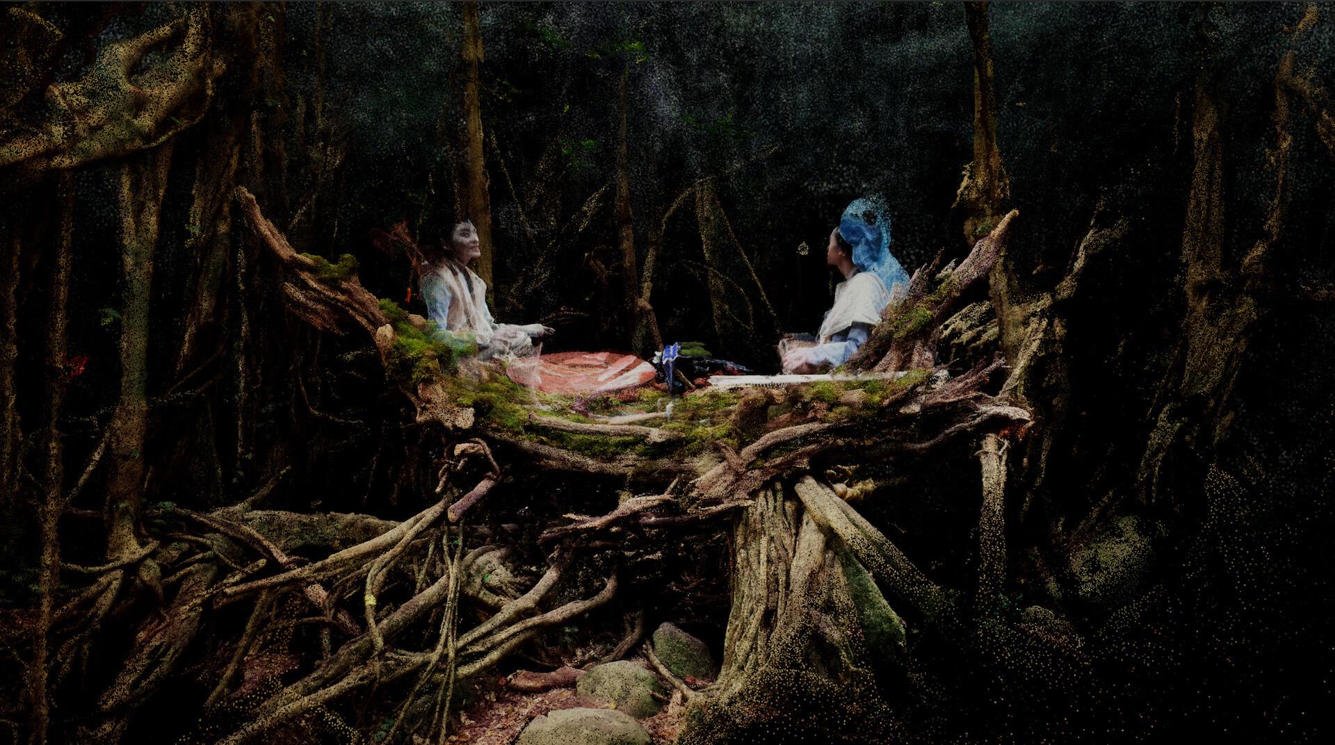 YAKUSHIMA TREASUREの死生観とポストコロナの表現|屋久島の原生林でのライヴ作品『ANOTHER LIVE』に迫る music210219_yakushimatreasure_36