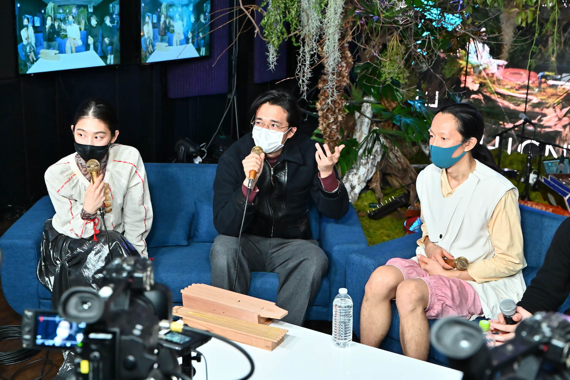 YAKUSHIMA TREASUREの死生観とポストコロナの表現|屋久島の原生林でのライヴ作品『ANOTHER LIVE』に迫る music210219_yakushimatreasure_10