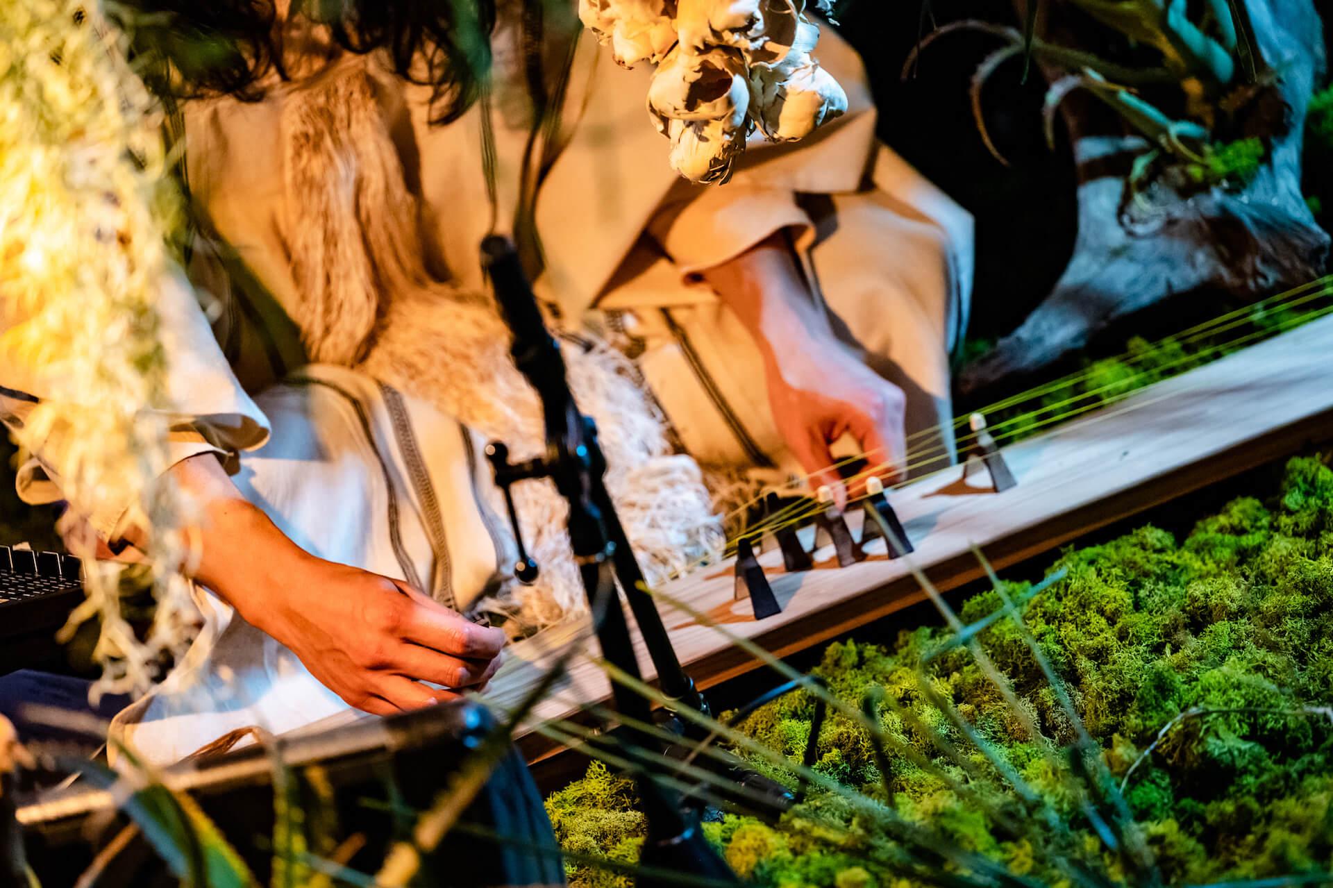 YAKUSHIMA TREASUREの死生観とポストコロナの表現 屋久島の原生林でのライヴ作品『ANOTHER LIVE』に迫る music210219_yakushimatreasure_18
