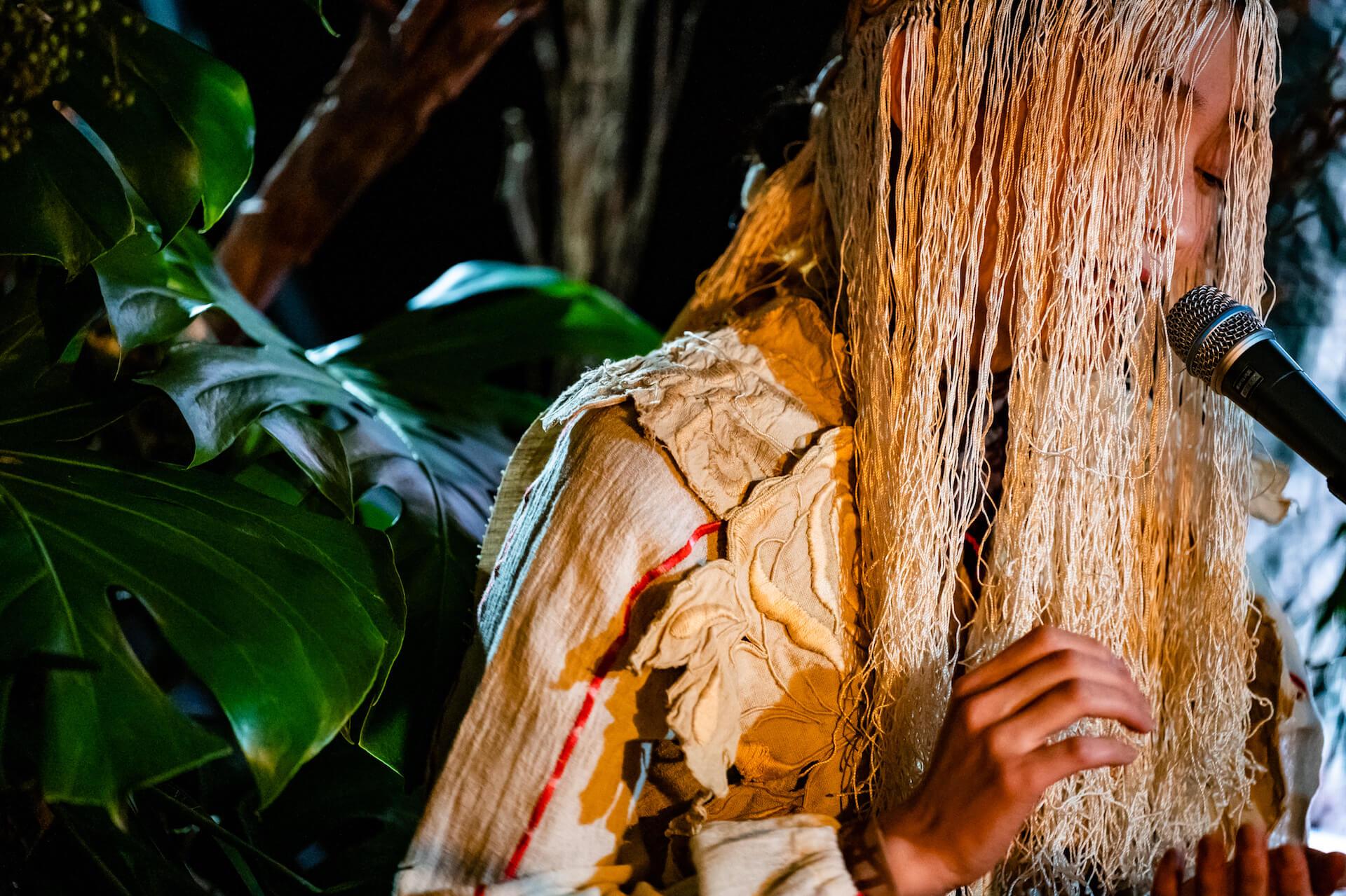 YAKUSHIMA TREASUREの死生観とポストコロナの表現 屋久島の原生林でのライヴ作品『ANOTHER LIVE』に迫る music210219_yakushimatreasure_26