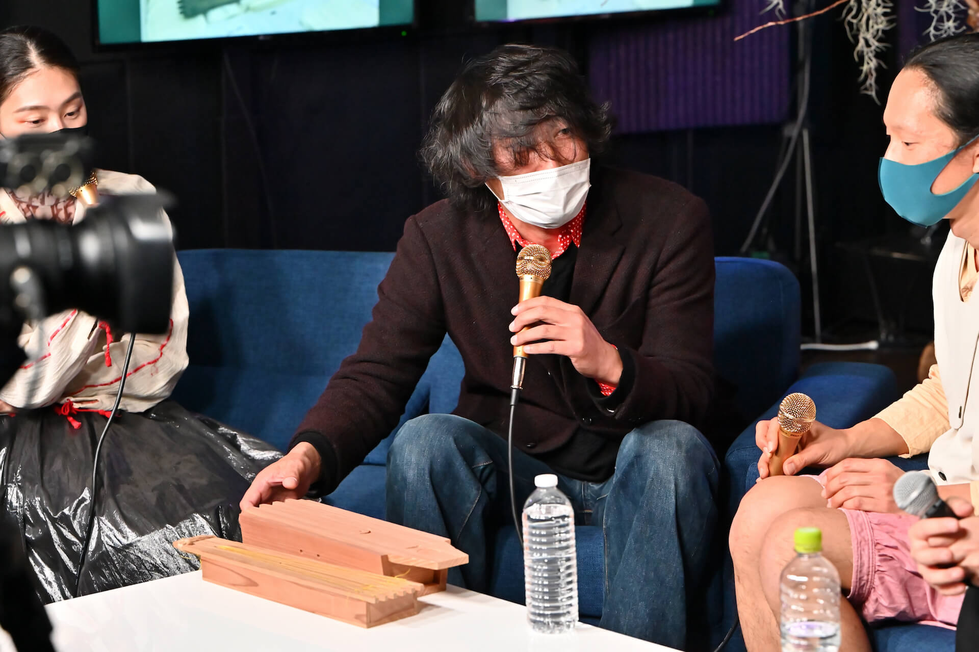 YAKUSHIMA TREASUREの死生観とポストコロナの表現|屋久島の原生林でのライヴ作品『ANOTHER LIVE』に迫る music210219_yakushimatreasure_13