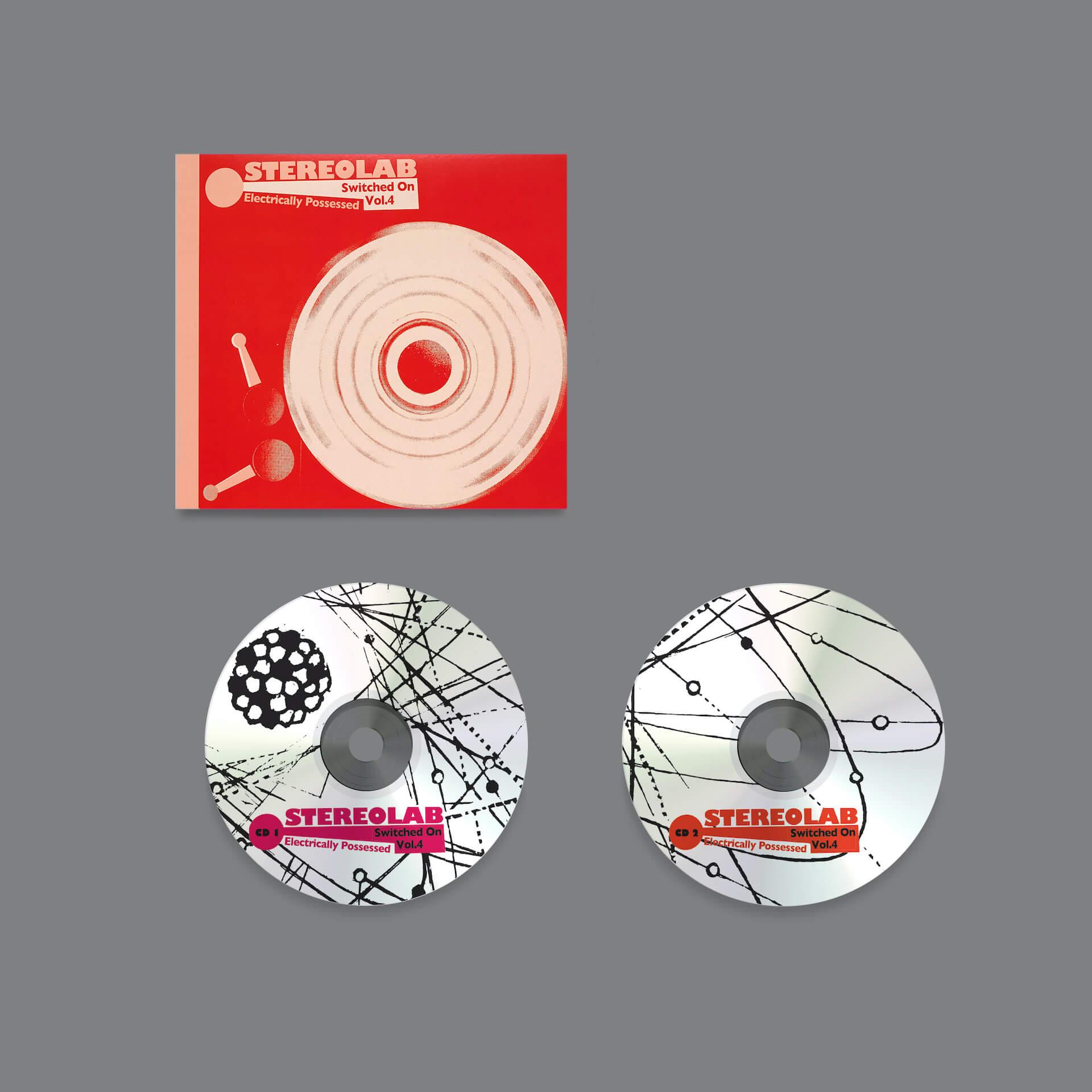 """再始動したSTEREOLABが23年振りのシングル集シリーズ最新作をリリース!先行シングル""""Dimension M2""""が解禁 music210118_stereolab-04"""