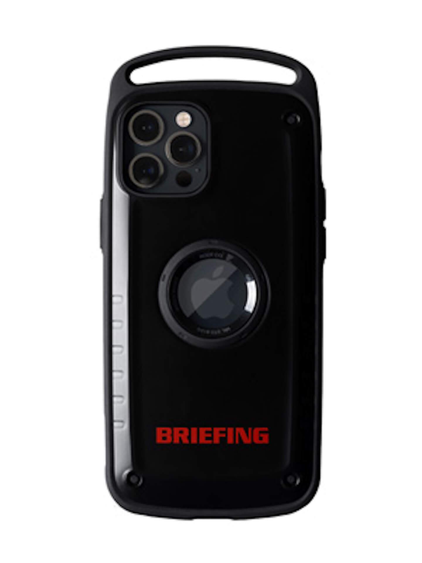ROOTとBRIEFINGがコラボ!耐性試験に準拠したiPhone 12シリーズ用スマホケース&カラビナ付きキーホルダーが誕生 tech210219_root_briefing_6