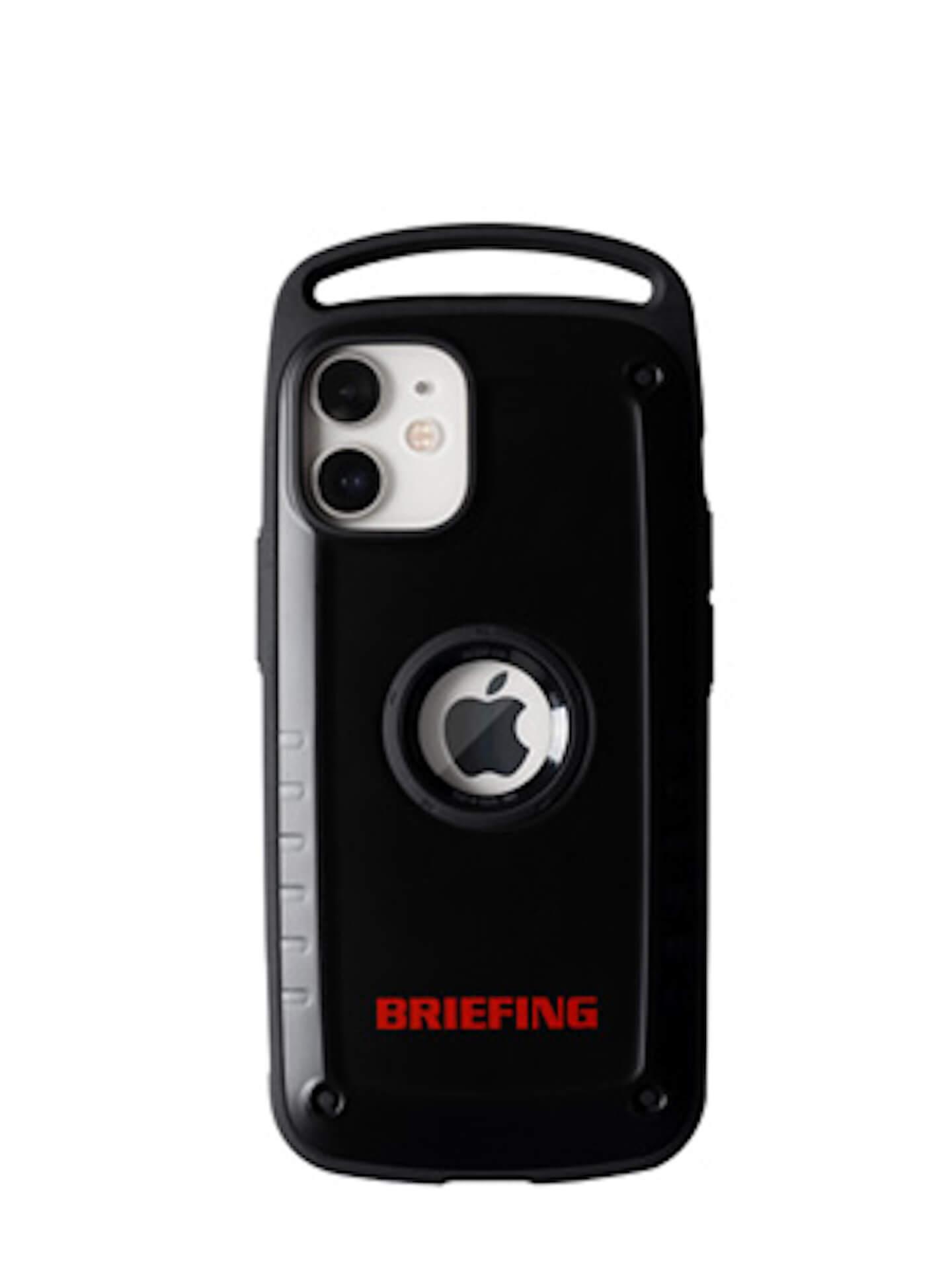 ROOTとBRIEFINGがコラボ!耐性試験に準拠したiPhone 12シリーズ用スマホケース&カラビナ付きキーホルダーが誕生 tech210219_root_briefing_7