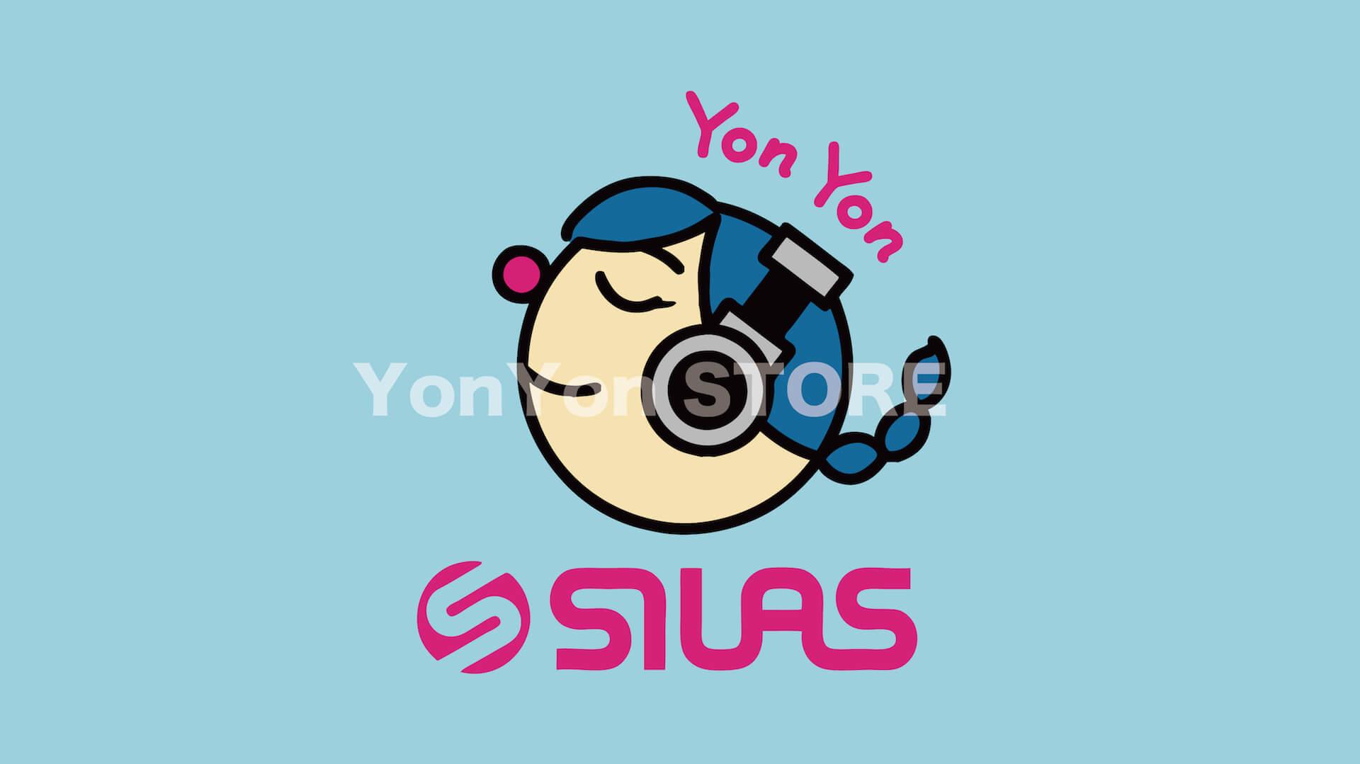 YonYonが自身初のオフィシャルグッズを発表!SILASとのコラボLSTシャツ&バゲットハットが予約販売開始 life210219_yonyon_3
