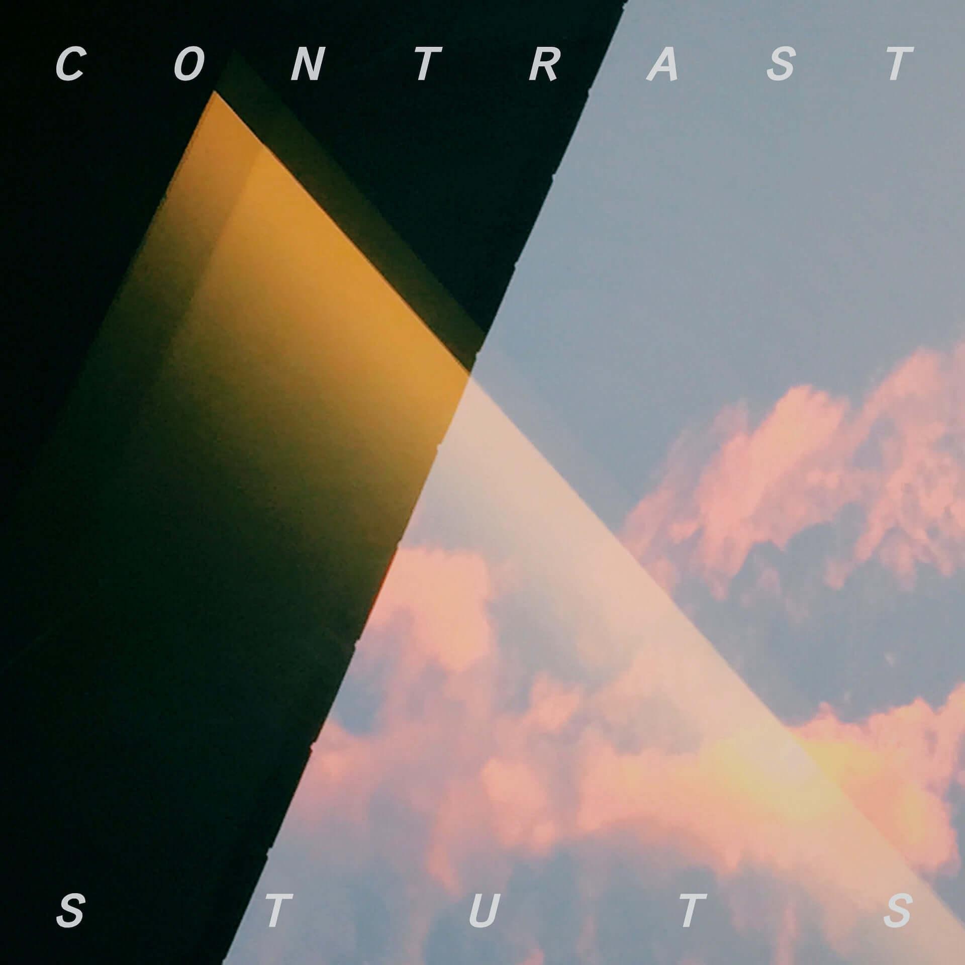 """STUTSのミニアルバム『Contrast』がLPで発売決定!SUMIN、Daichi Yamamoto、鎮座DOPENESSを迎えた人気曲""""Mirrors""""も収録 music210222_stuts_1-1920x1920"""