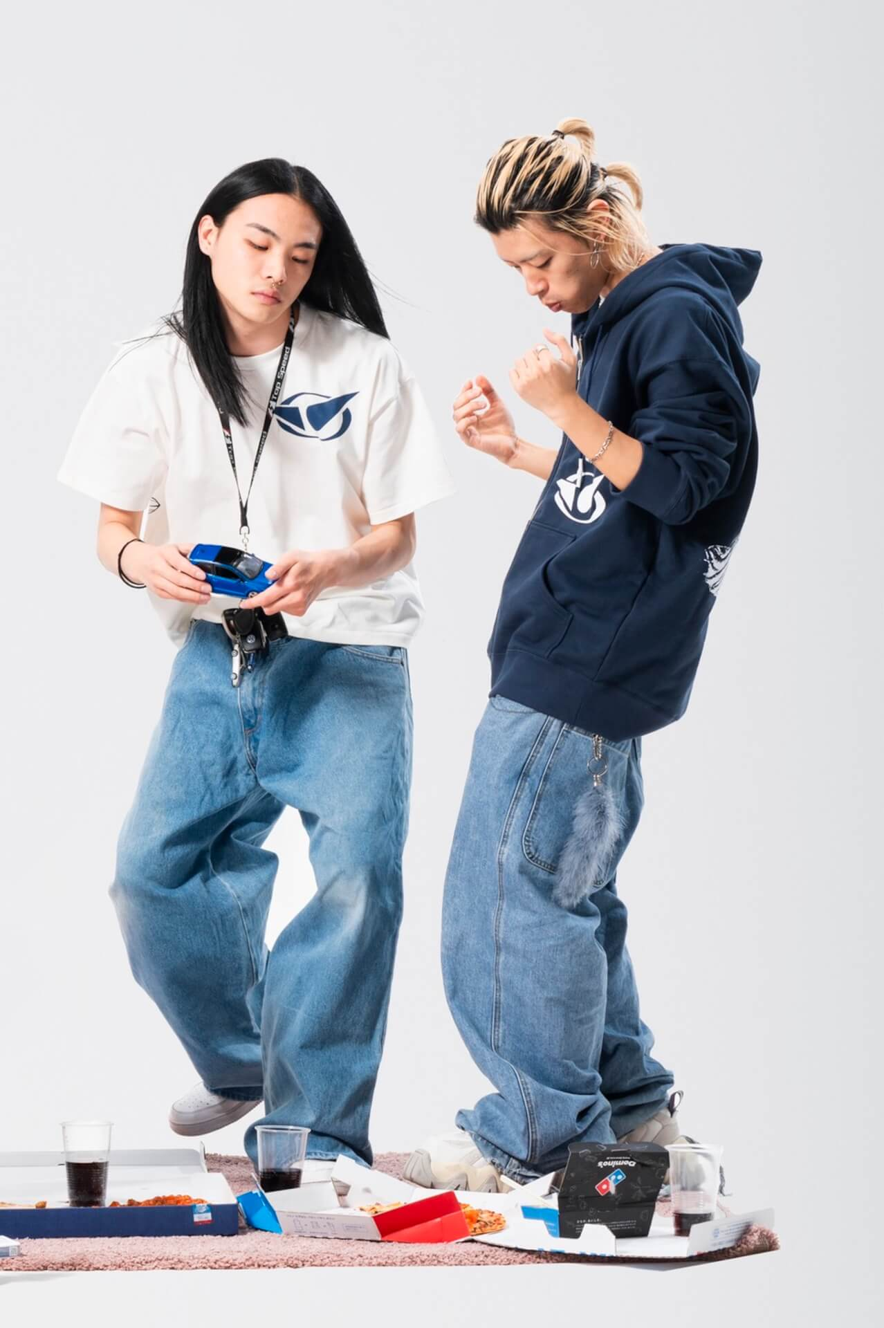 "Tohji、DETTO Kとの""ダル着""ブランド「VANILLANI」をローンチ|Lookにはgummyboy、ELLE TERESAらが参加 life210222_tohji_vanillani_1"