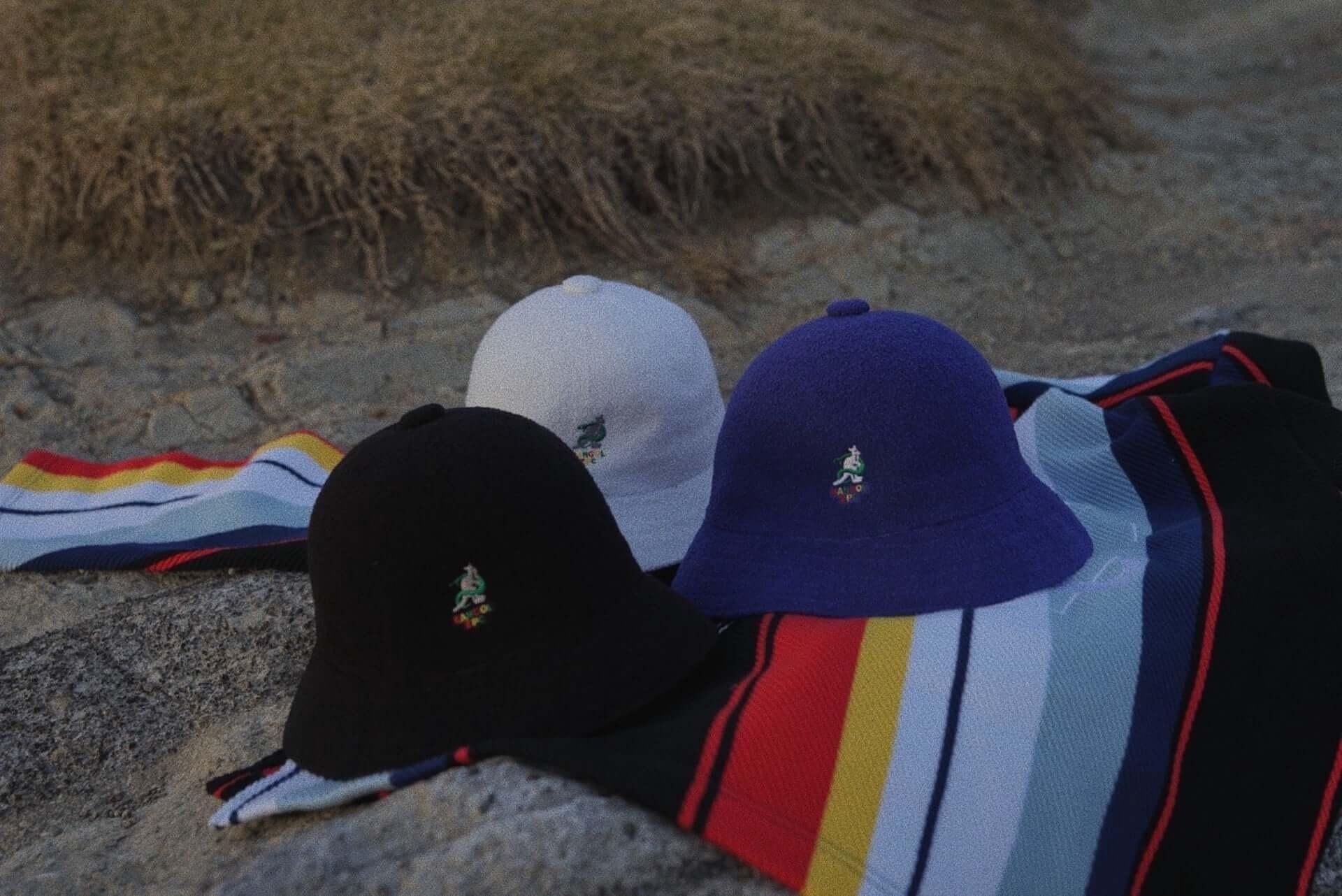 VERDY、谷篤人、稲葉冬樹が手掛けるZepanese ClubとKANGOLのコラボハットが発売決定!IMA:ZINE限定カラーも展開 lf210224_kangol_12-1920x1282