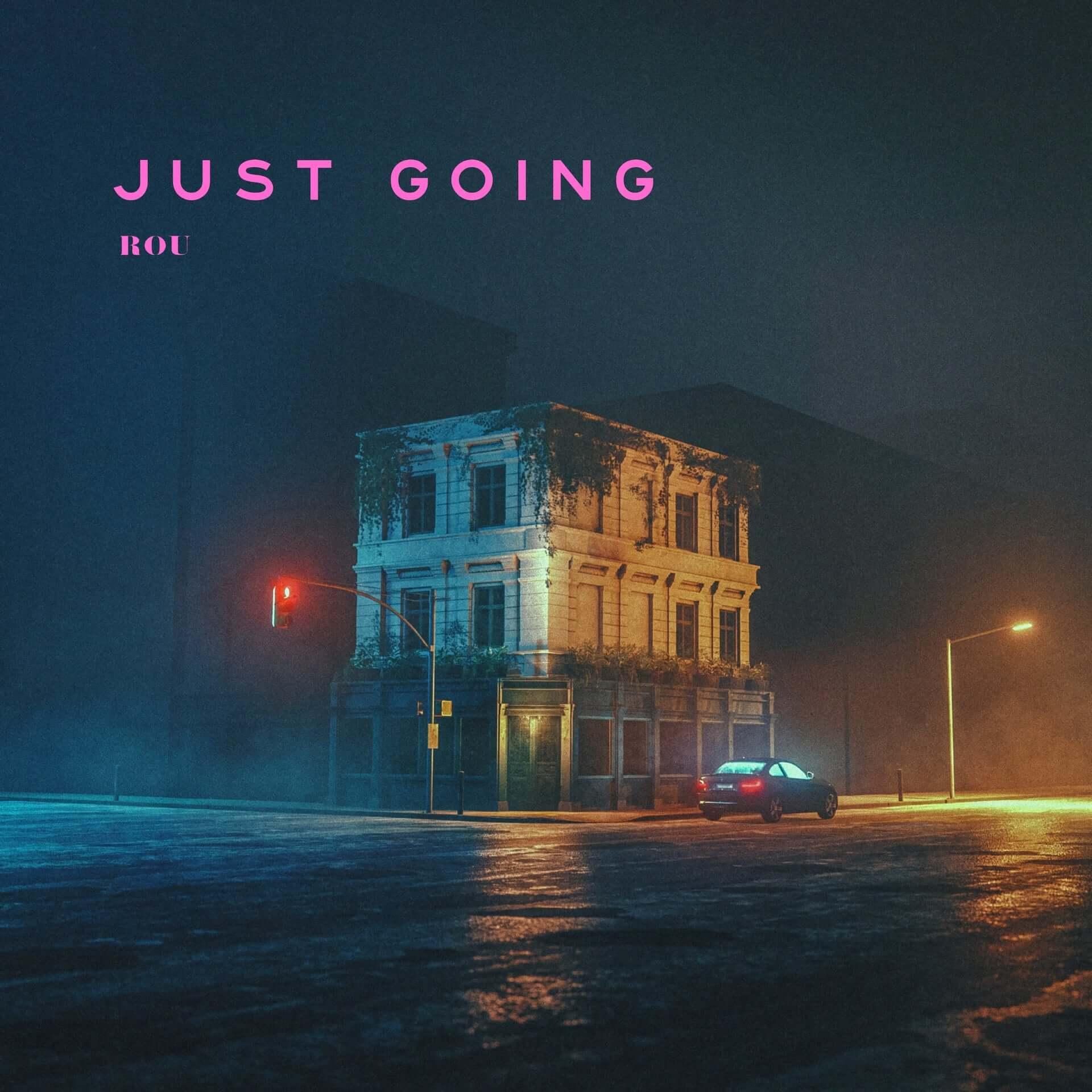 """新鋭SSW・ROUがSho Asanoとのコラボ曲""""JUST GOING""""をリリース!渋谷WOMBでの単独生配信ライブも開催決定 music210224_rou_2-1920x1920"""