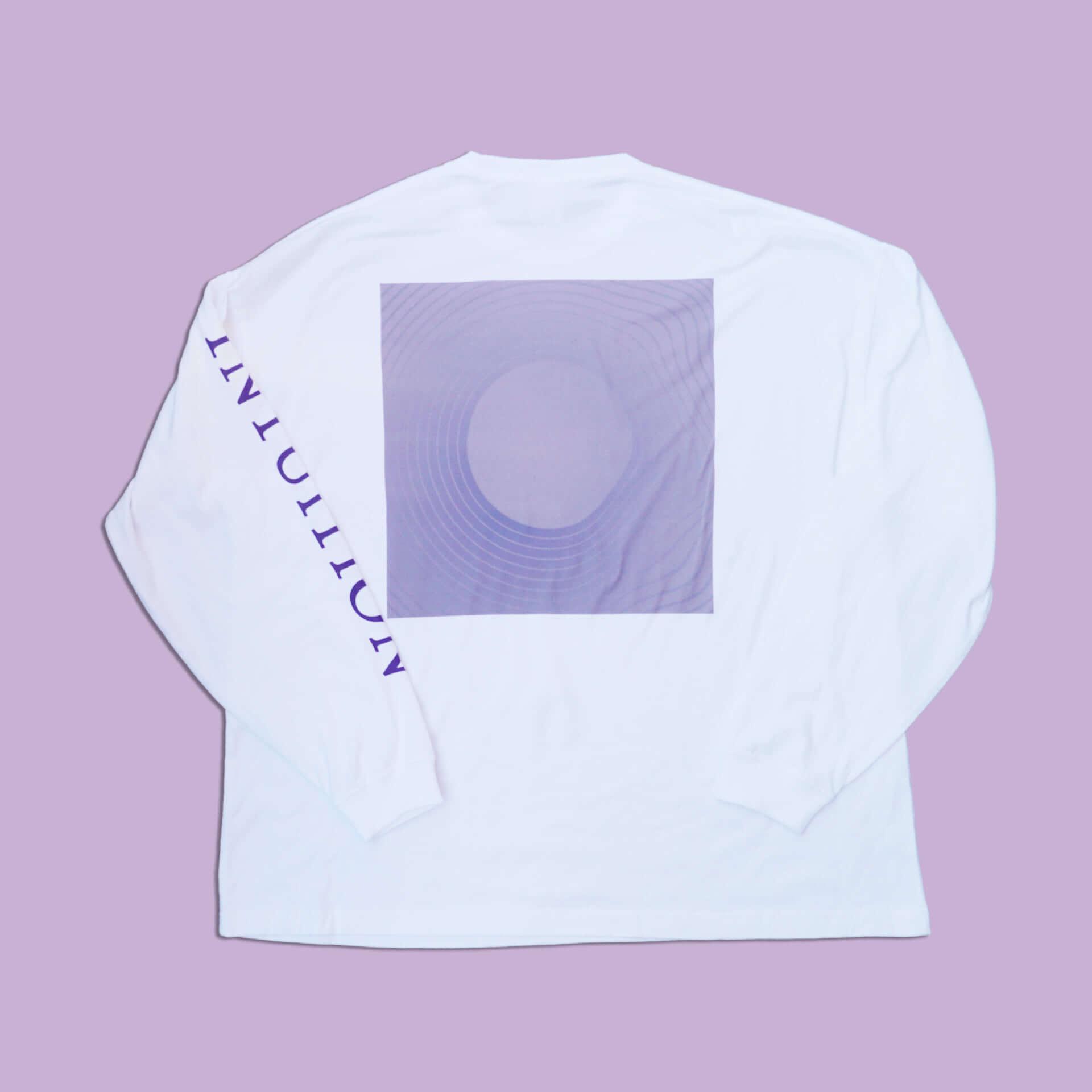 "erie&FKDの新曲""Intuition""がデジタルリリース!Shinji ItoUによるアートワークを施したTシャツも発売 music210225_erie_2-1920x1920"