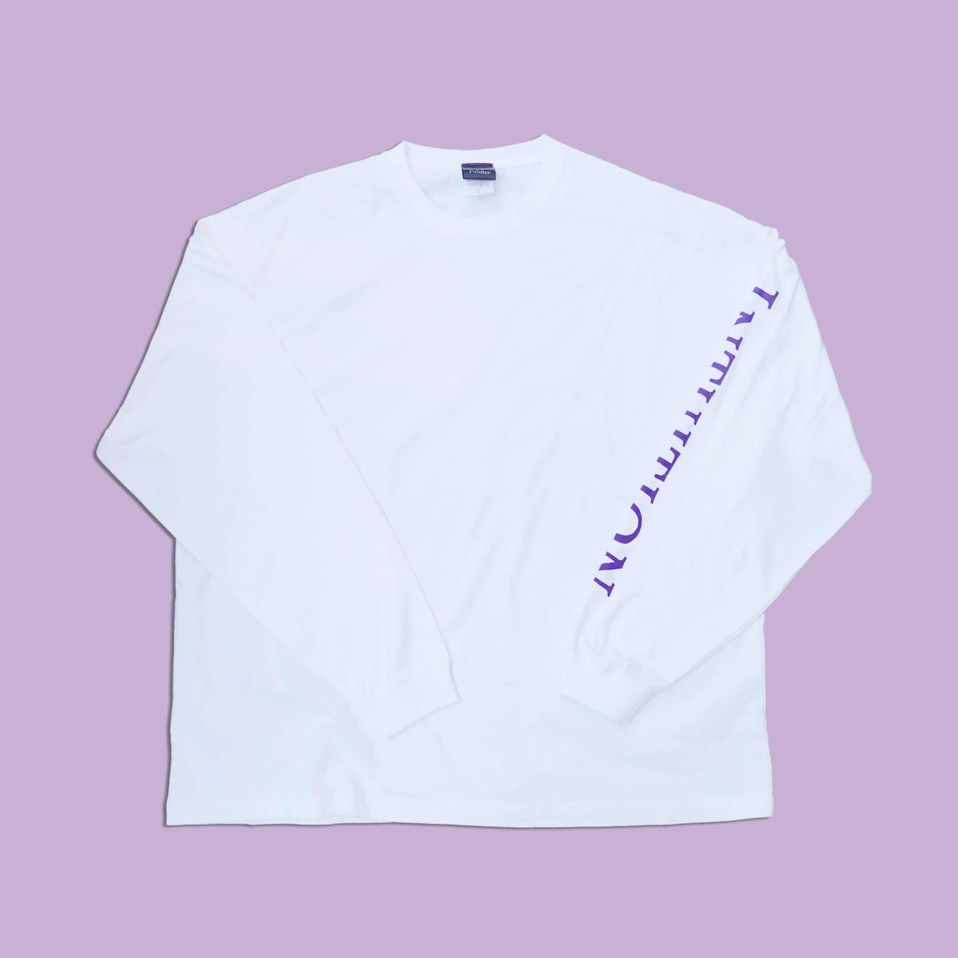 "erie&FKDの新曲""Intuition""がデジタルリリース!Shinji ItoUによるアートワークを施したTシャツも発売 music210225_erie_4-1920x1920"