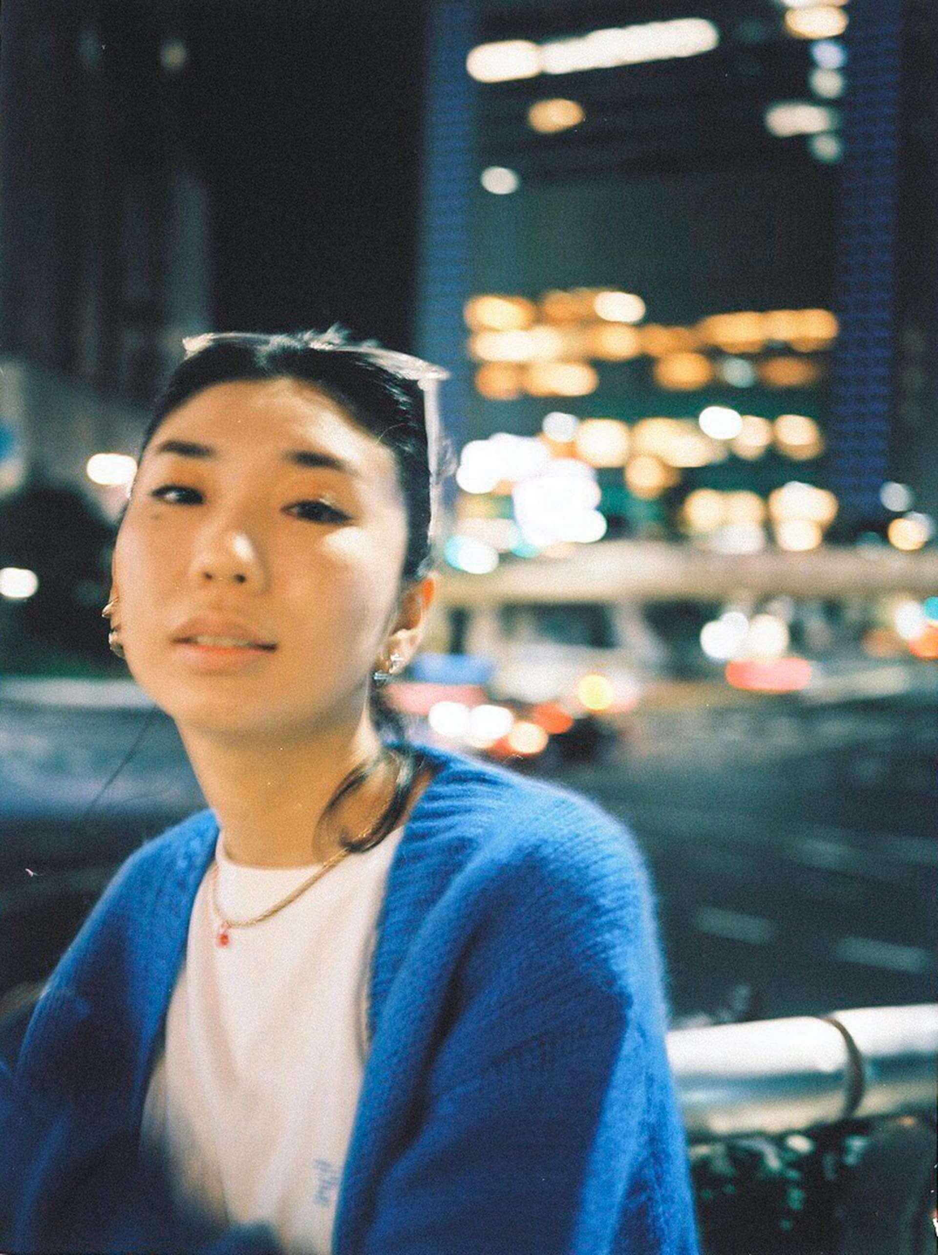 "erie&FKDの新曲""Intuition""がデジタルリリース!Shinji ItoUによるアートワークを施したTシャツも発売 music210225_erie_5-1920x2568"