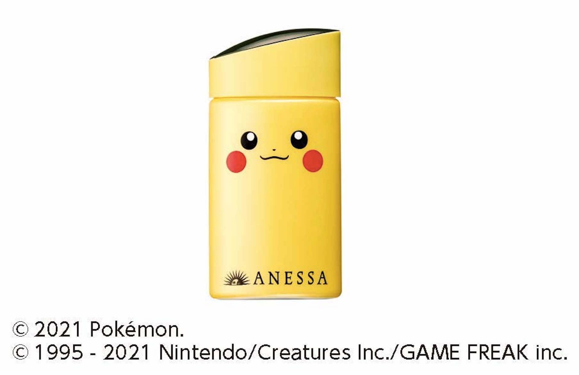 アネッサとポケモンのコラボが実現!ピカチュウ、イーブイ、ゼニガメの日焼け止めが数量限定で発売決定 life210226_pokemon_anessa_4