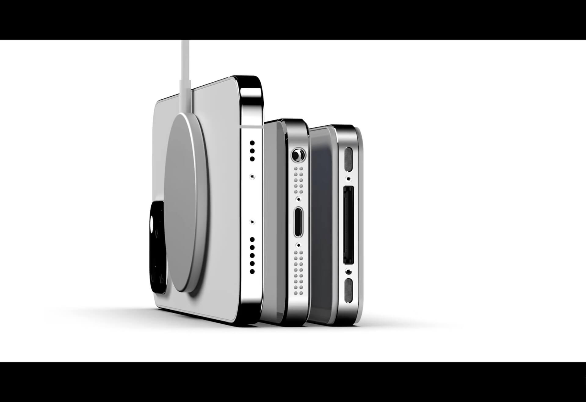 iPhone 13のポートレスモデルは他のデバイスにケーブルでつながずにiOSをリストア可能に? tech210301_iphone13_portless_main