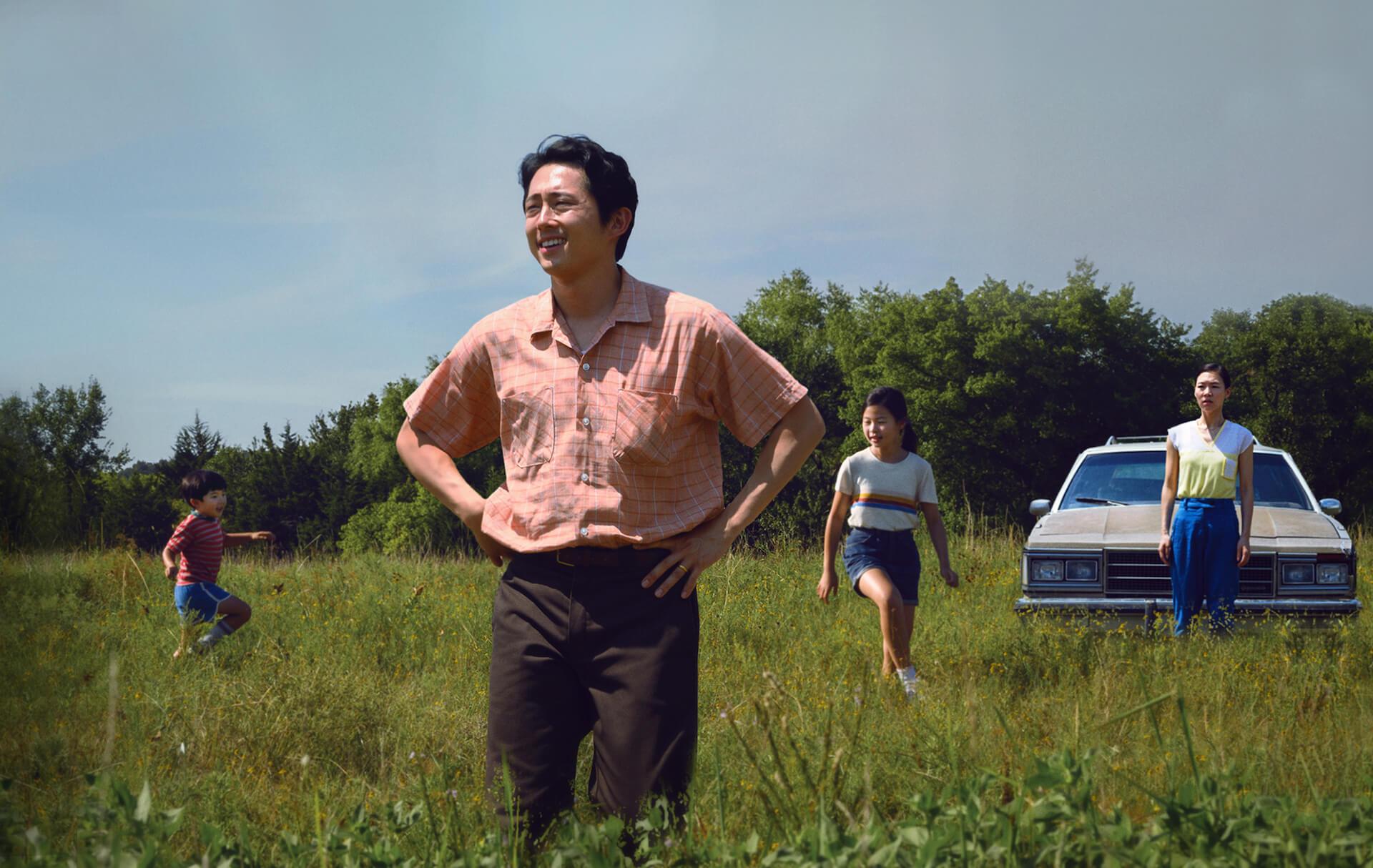 『パラサイト』に続く快挙なるか!?A24×PLAN Bの映画『ミナリ』がアカデミー前哨戦・GG外国語映画賞受賞 film210301_minari_5