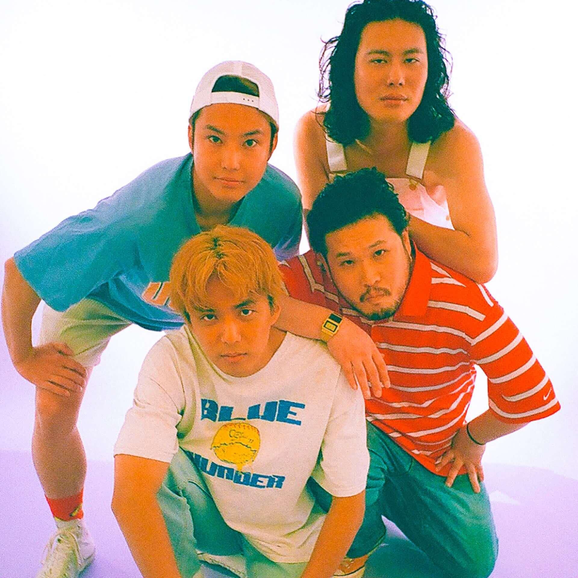 TENDOUJIが年内に新アルバム『MONSTER』と『Smoke!!』をリリース&全国ツアー実施決定!YouTube番組もスタート music210301_tendouji_6-1920x1920