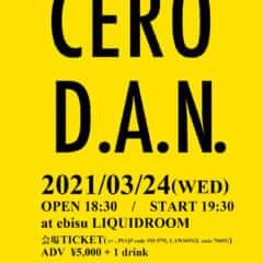cero × D.A.N.