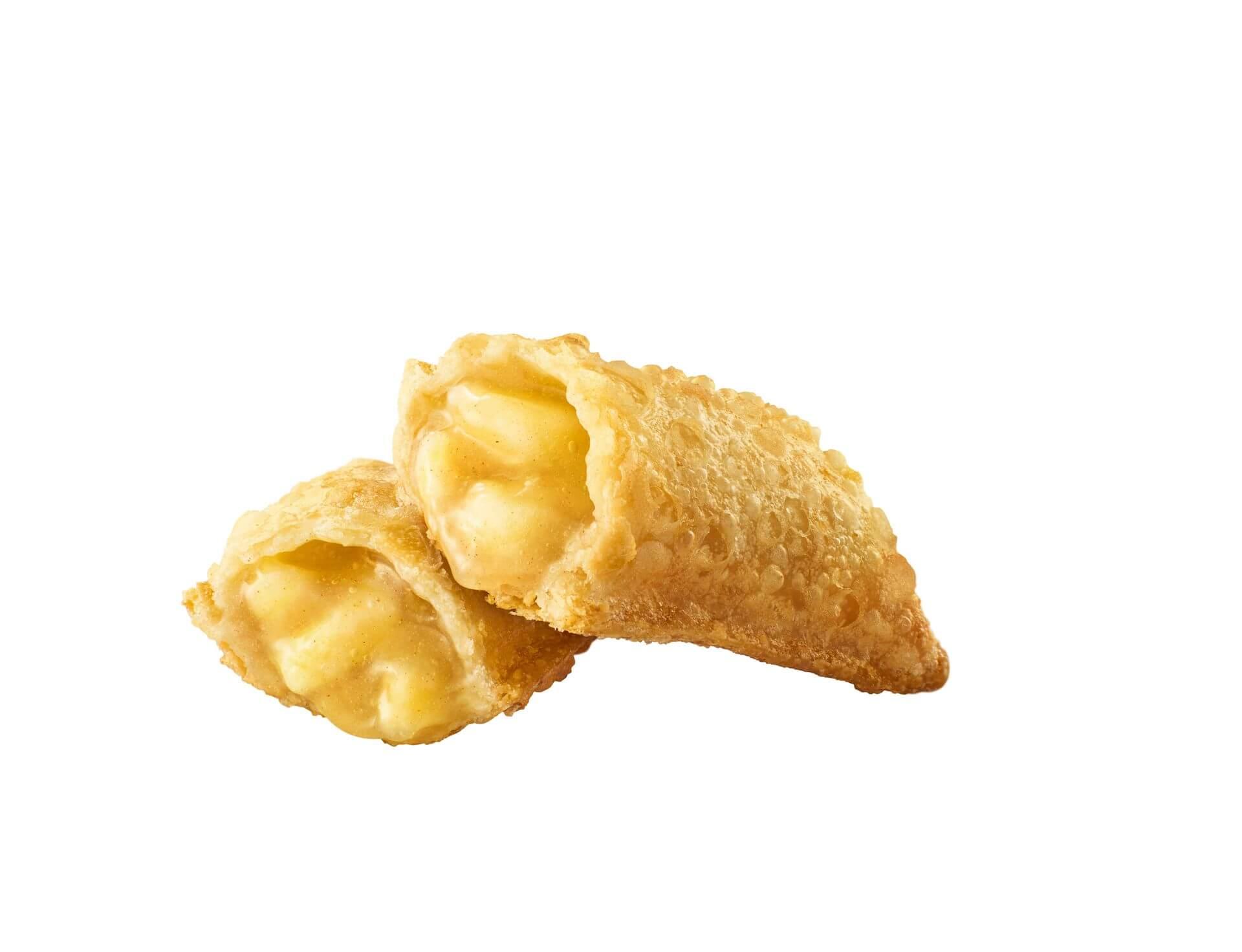マクドナルドからチョコといちごが絡み合う新作フルーツパイ「ずるいチョコいちごパイ」が新登場!プレミアムローストコーヒーMサイズが100円で飲めるキャンペーンも gourmet210302_mcdonald_pie_3