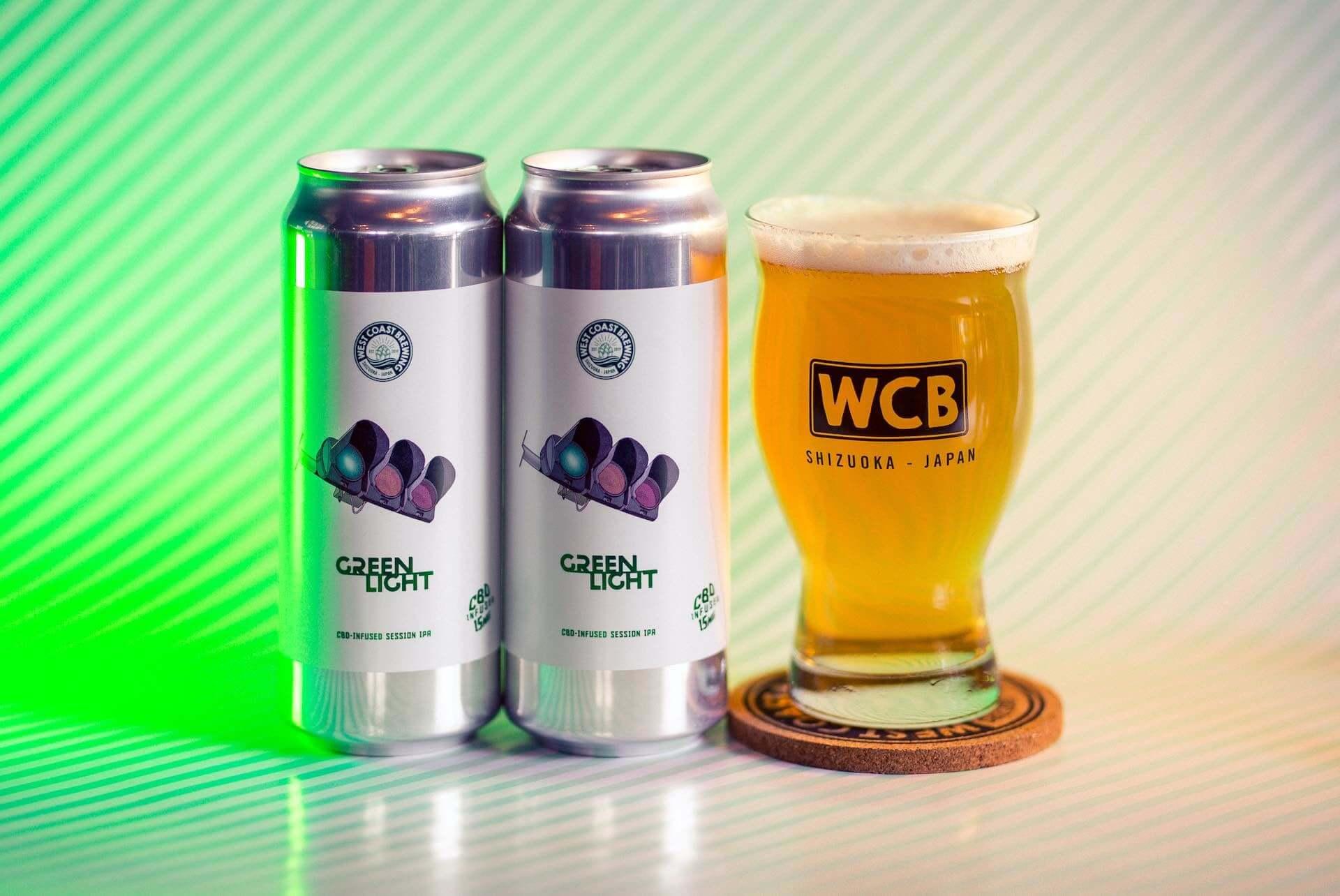 CBD入りクラフトビール『Starwatcher CBD』と『Green Light』がWest Coast Brewingより発売!香り豊かなIPAを採用 gourmet210302_westcoastbrewing_6-1920x1284