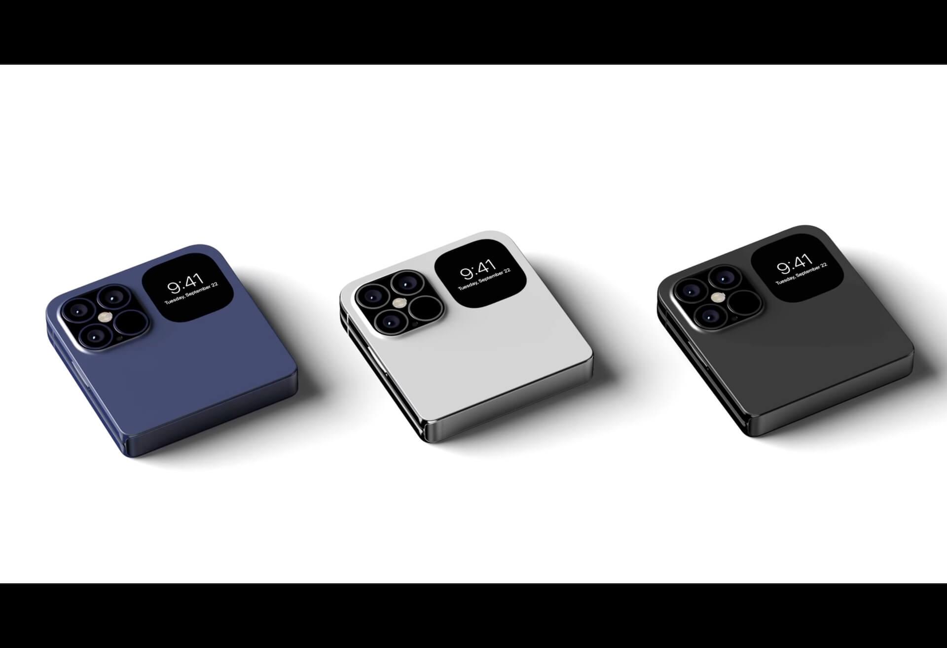 折りたたみiPhoneは2023年以降に登場か?5G対応の第3世代iPhone SEが来年発表の可能性 tech210302_iphonefold_se_main