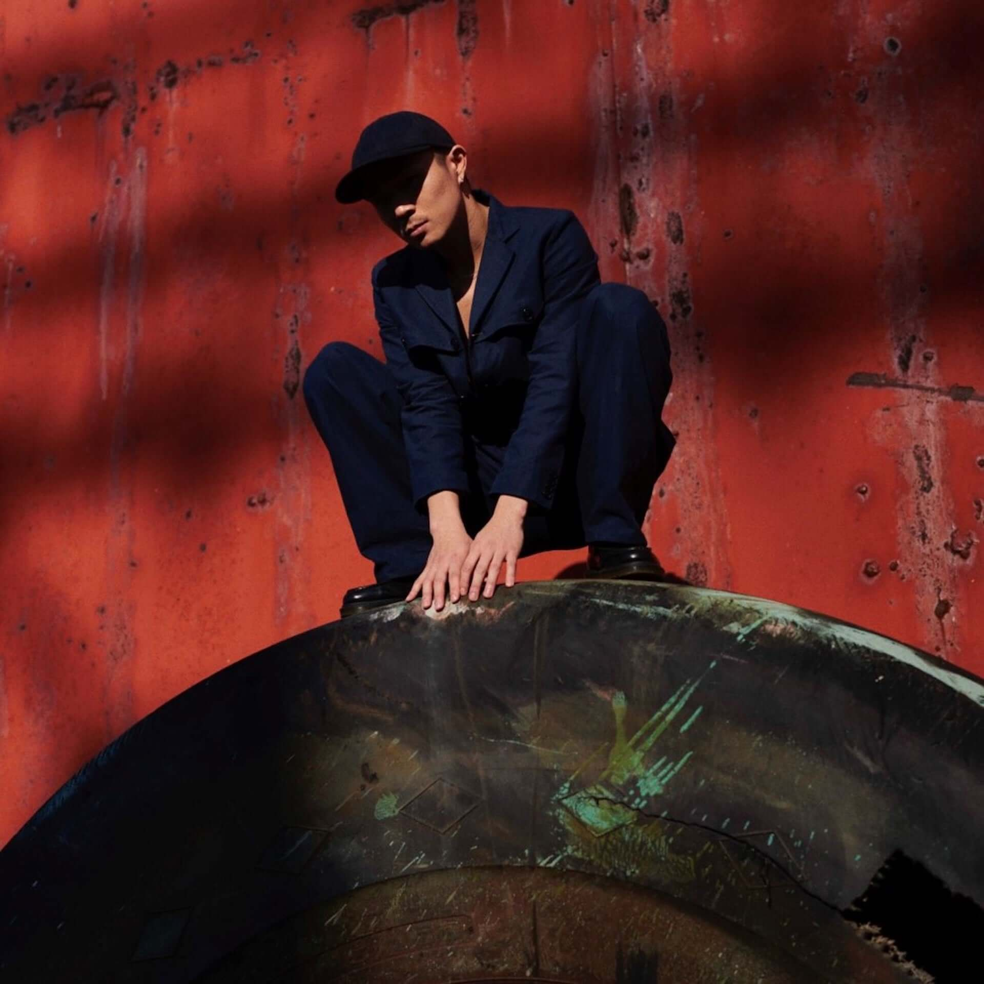 """大比良瑞希がZINを迎えたファンクチューン""""ダージリン""""をリリース!AWAの新機能「LOUNGE」にて記念イベントが今夜開催 music210303_ohiramizuki_4-1920x1920"""