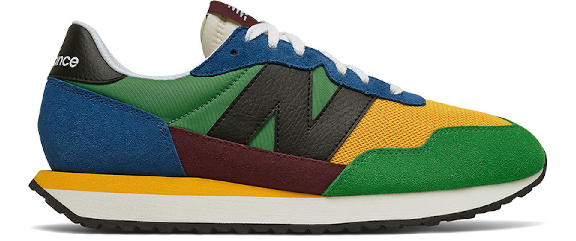 ニューバランスから80年代のスタイルをモダンデザインで再構築したニューモデル「237」が登場!レトロな2カラーで展開 fashion210203_newbalance_237_7