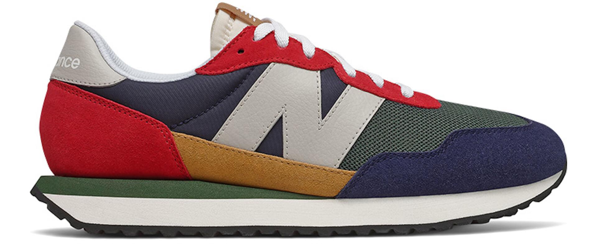 ニューバランスから80年代のスタイルをモダンデザインで再構築したニューモデル「237」が登場!レトロな2カラーで展開 fashion210203_newbalance_237_8