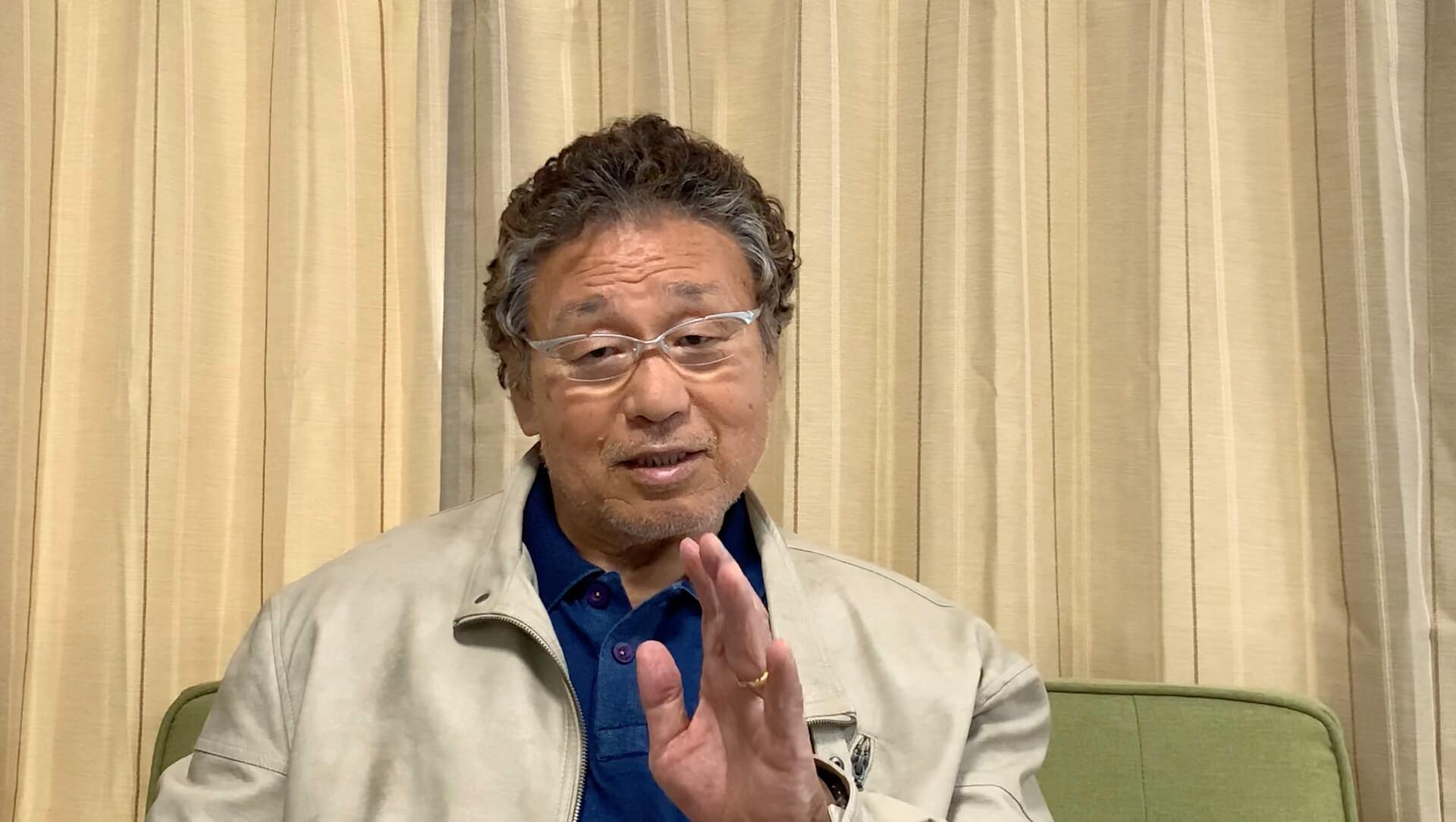ボンバイエインタビューVol.26/天龍源一郎 column-bombaye-1