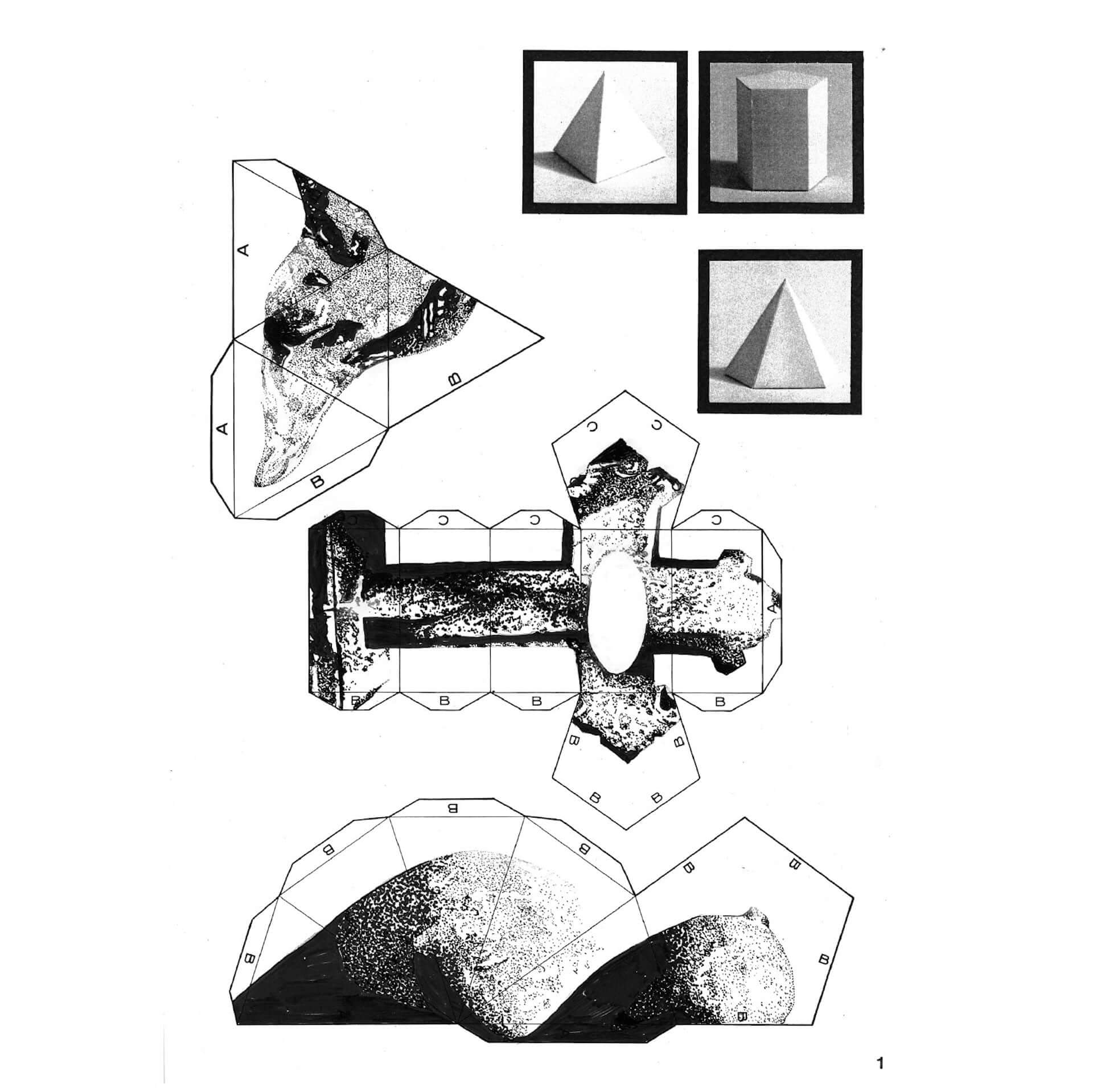 VJ・映像作家としても活躍する悳祐介の個展<DOTS>がLAID BUGにて開催決定!モノクロームの点描画作品を多数展示 art210304_yusuke-isao_18-1920x1919
