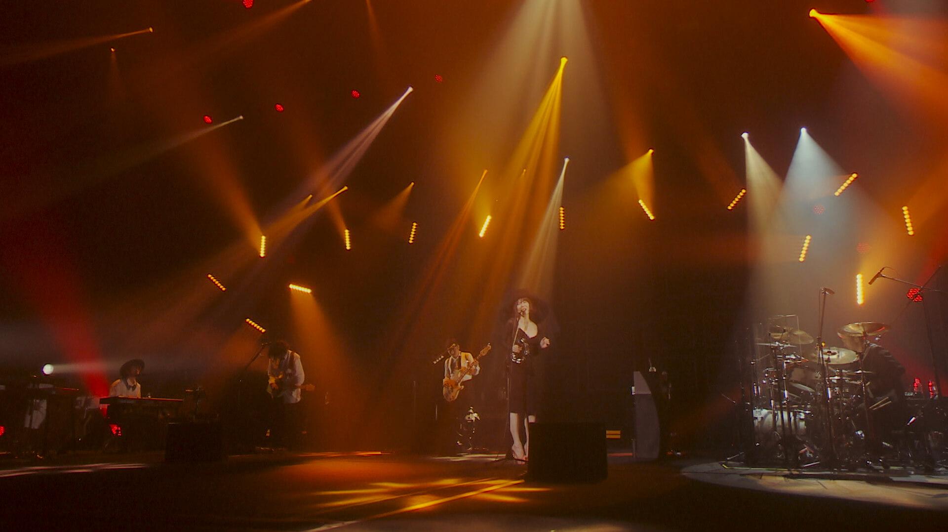 東京事変の実演映像作品『2O2O.7.24閏vision特番ニュースフラッシュ』からライブクリップ5タイトルが解禁! music210305_tokyoincident_7