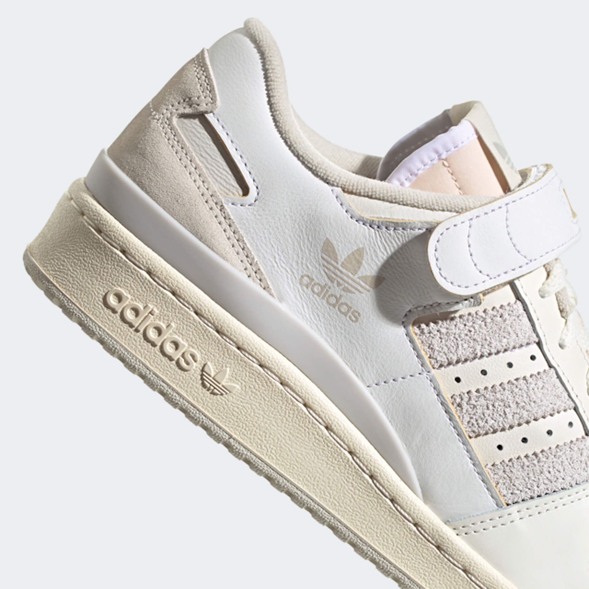 オリジナルカラー復刻で話題のadidas Originals「FORUM 84」に新色が追加!クリーム&グレーの2モデルとグリーンストライプスの1モデル life210305_adidas_forum84_7