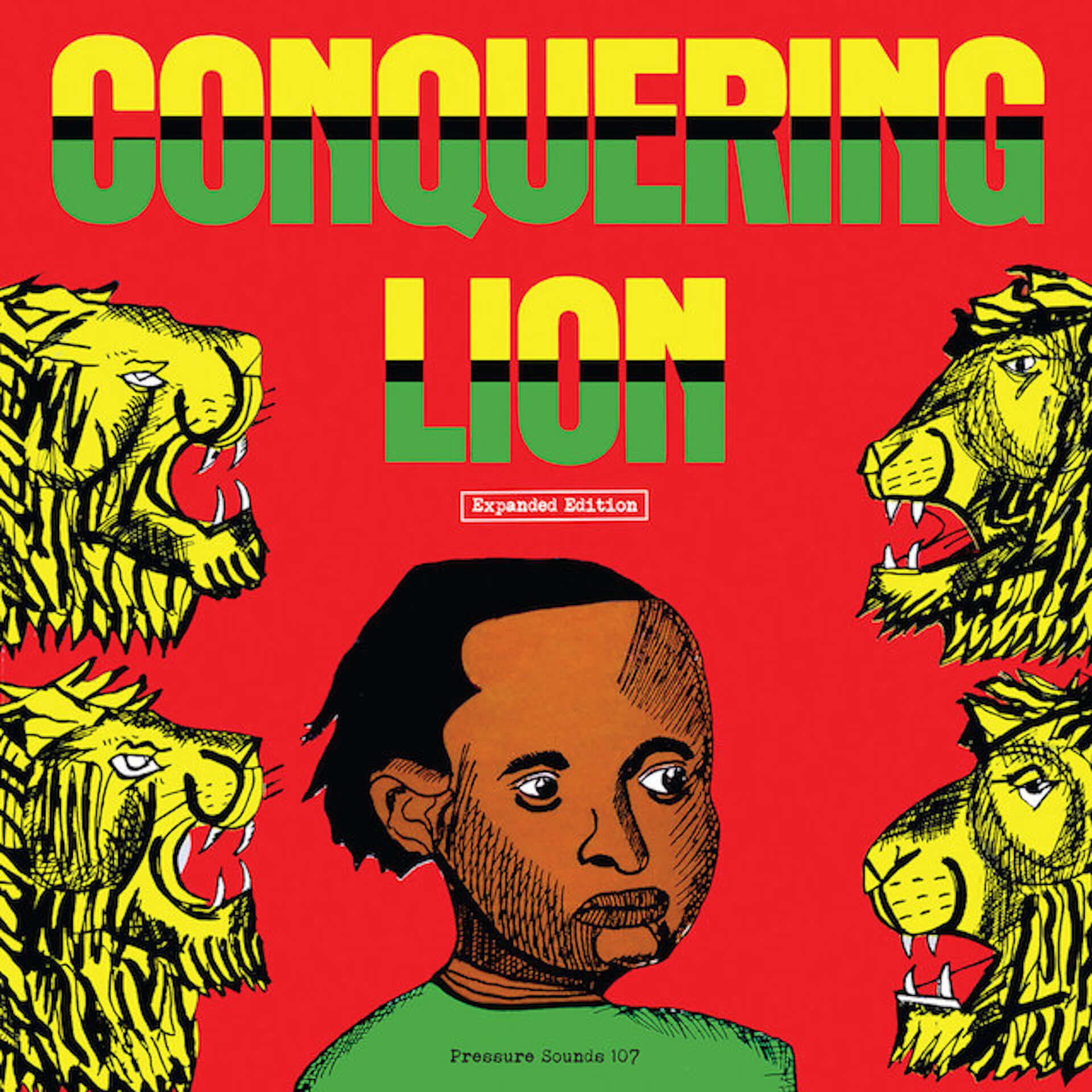 Yabby You & The Prophets『Conquering Lion』が名門〈Pressure Sounds〉からリイシュー!King Tubbyによるリミックス楽曲も収録 music210305_yabbyyou-theprophets_1-1920x1920
