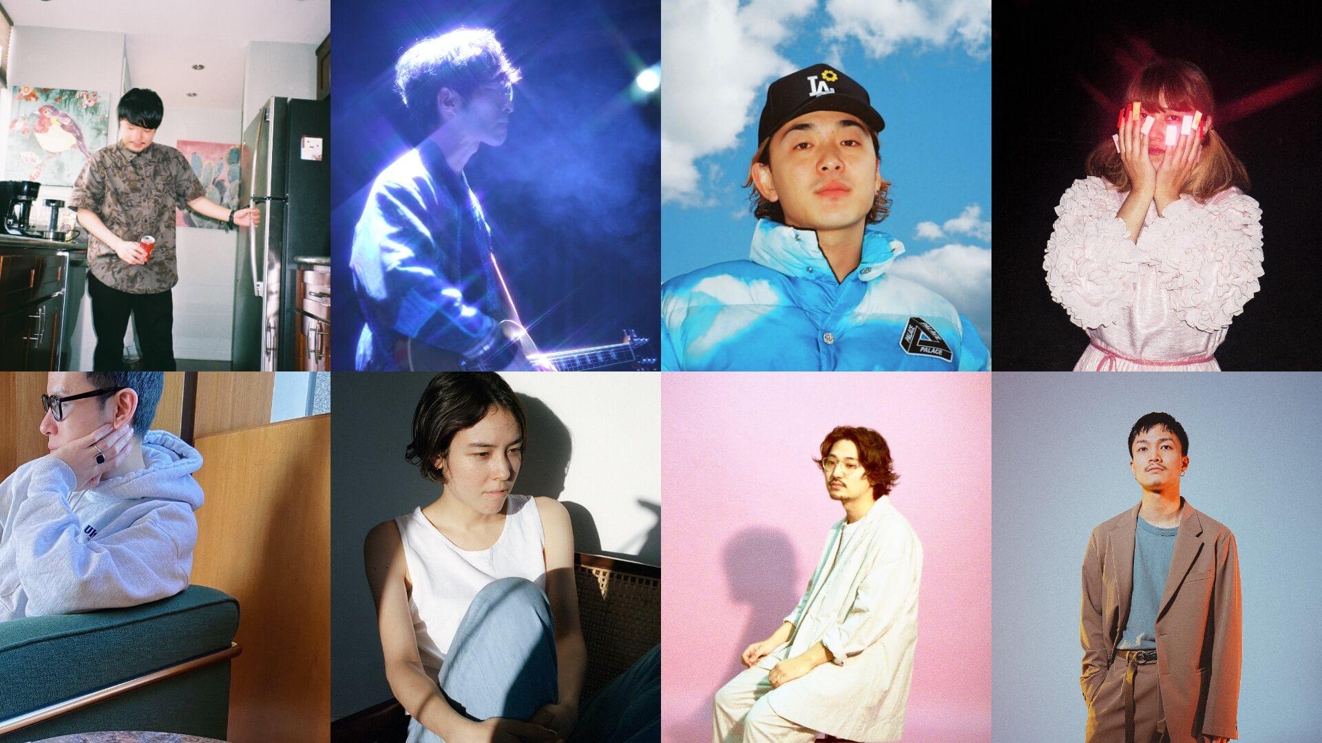 maco maretsが5thアルバム『WSIV:Lost in November』をリリース決定!週末CITY PLAY BOYZ・BUGS、さとうもか、Shin Sakiuraらが参加 473010584c8a5f0163353dee47d2ce22